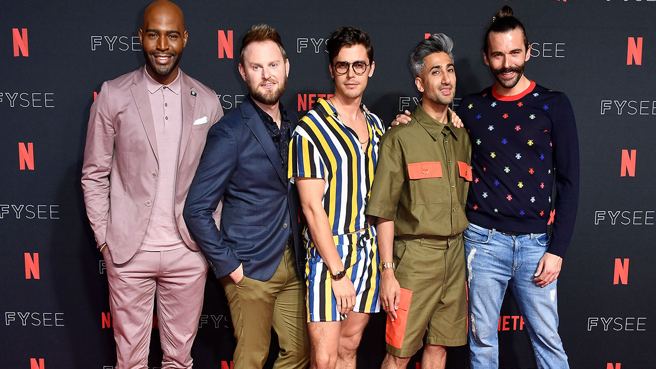 Bobby Berk & Tan France Reflect on How Making Queer Eye Impacted Their Personal Worldviews