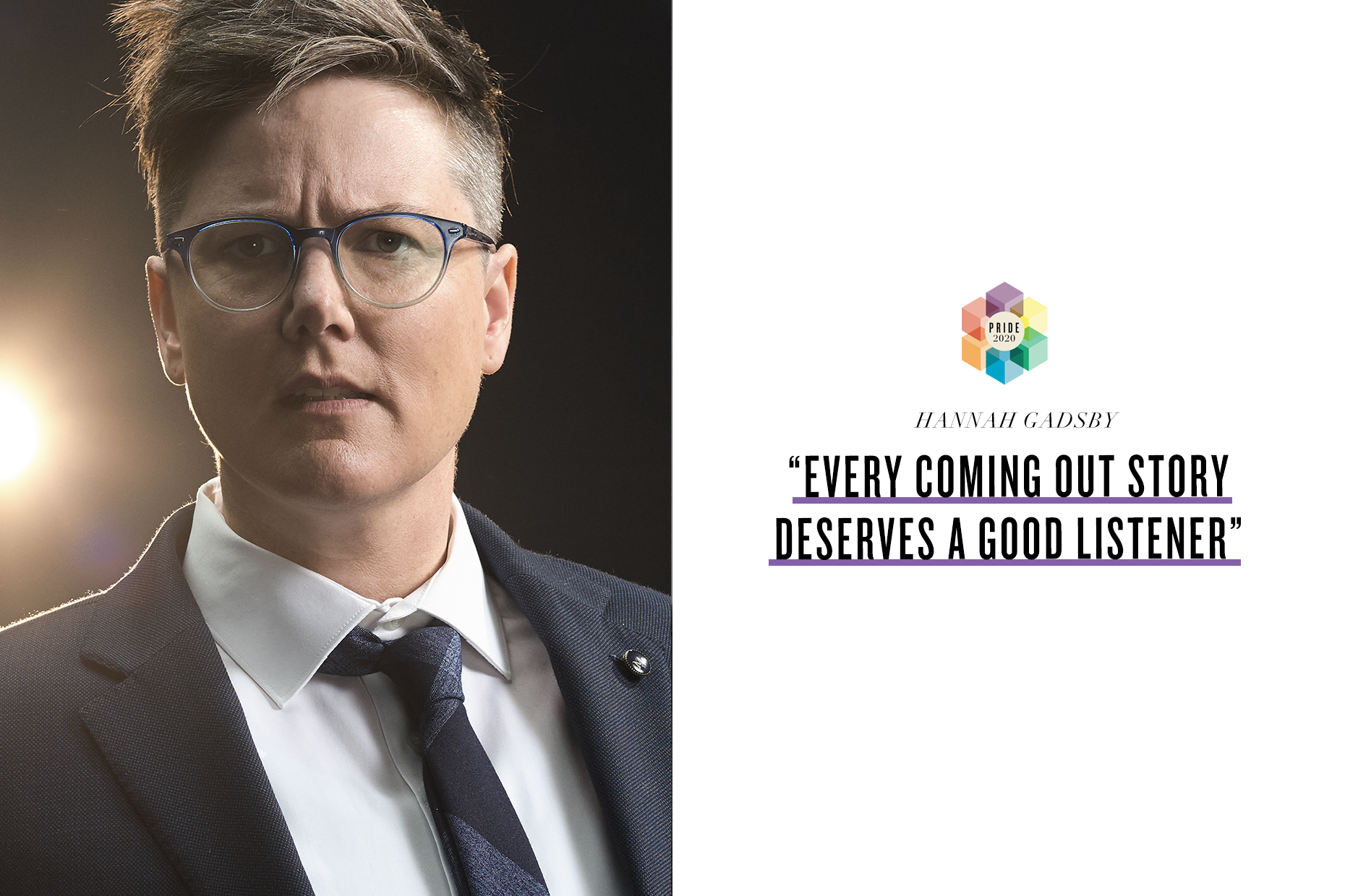 coming out stories 2020 - hannah gadsby