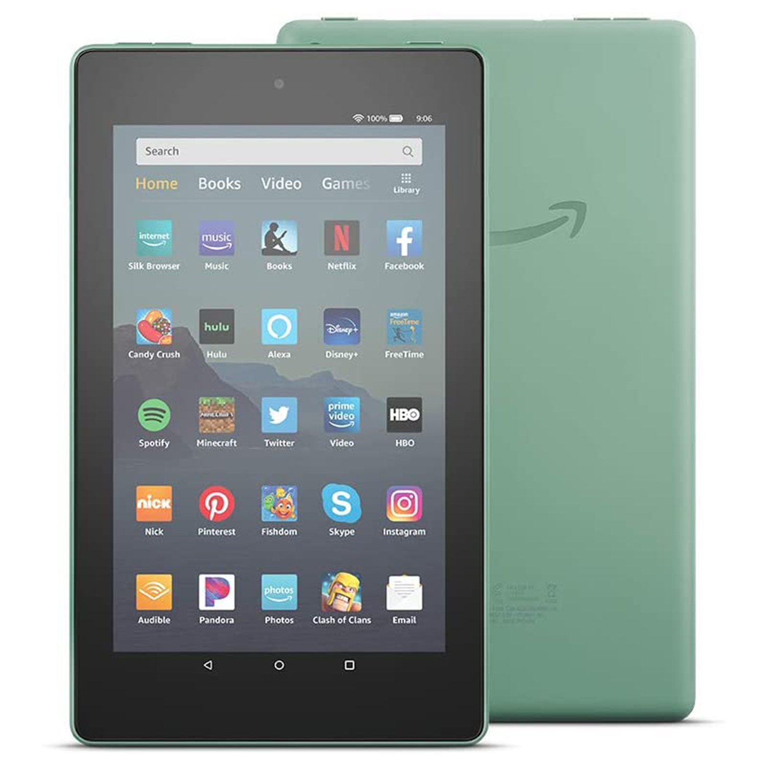 Kindle Paperwhite sage green