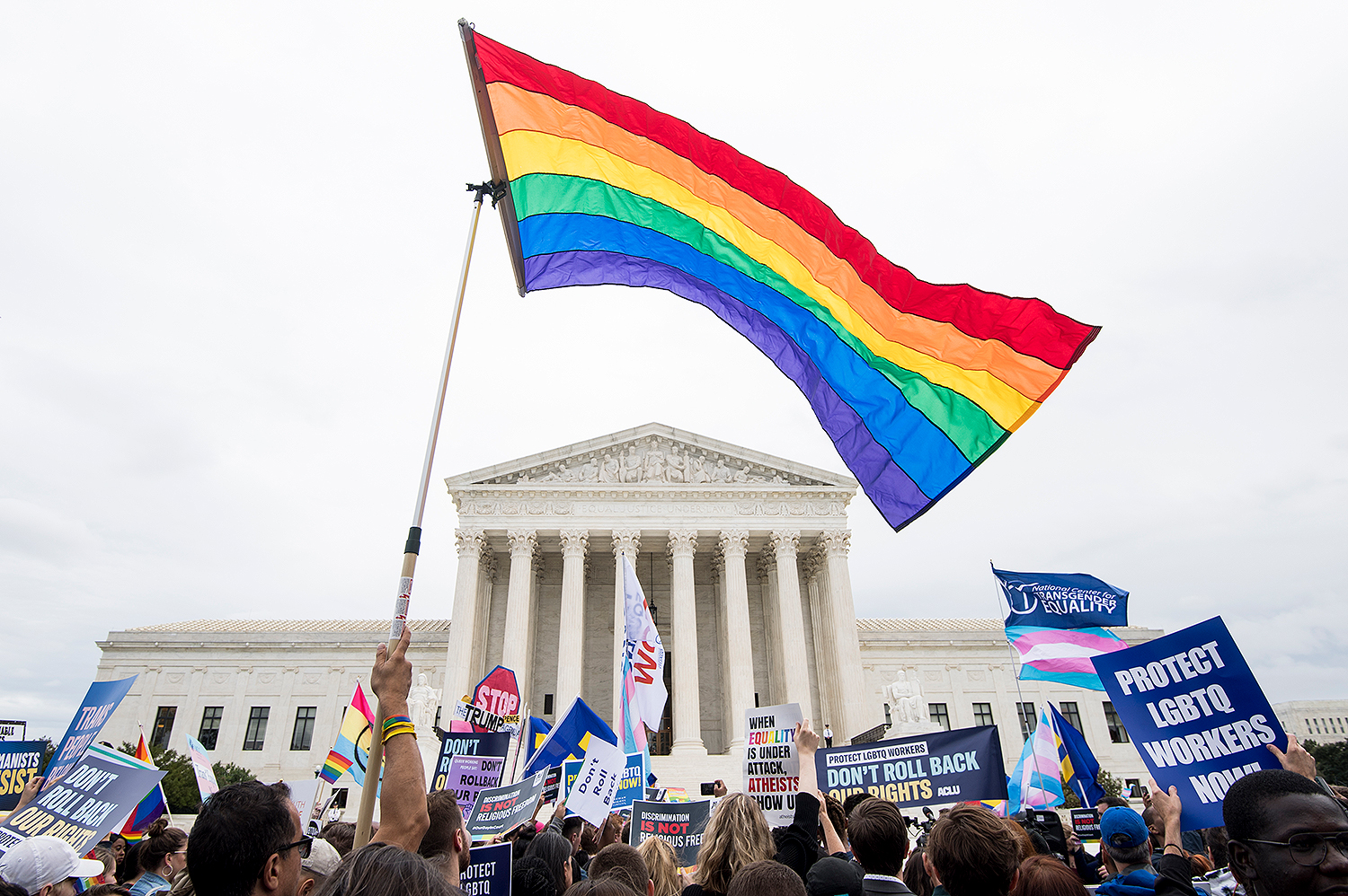 Supreme court gay trans rights