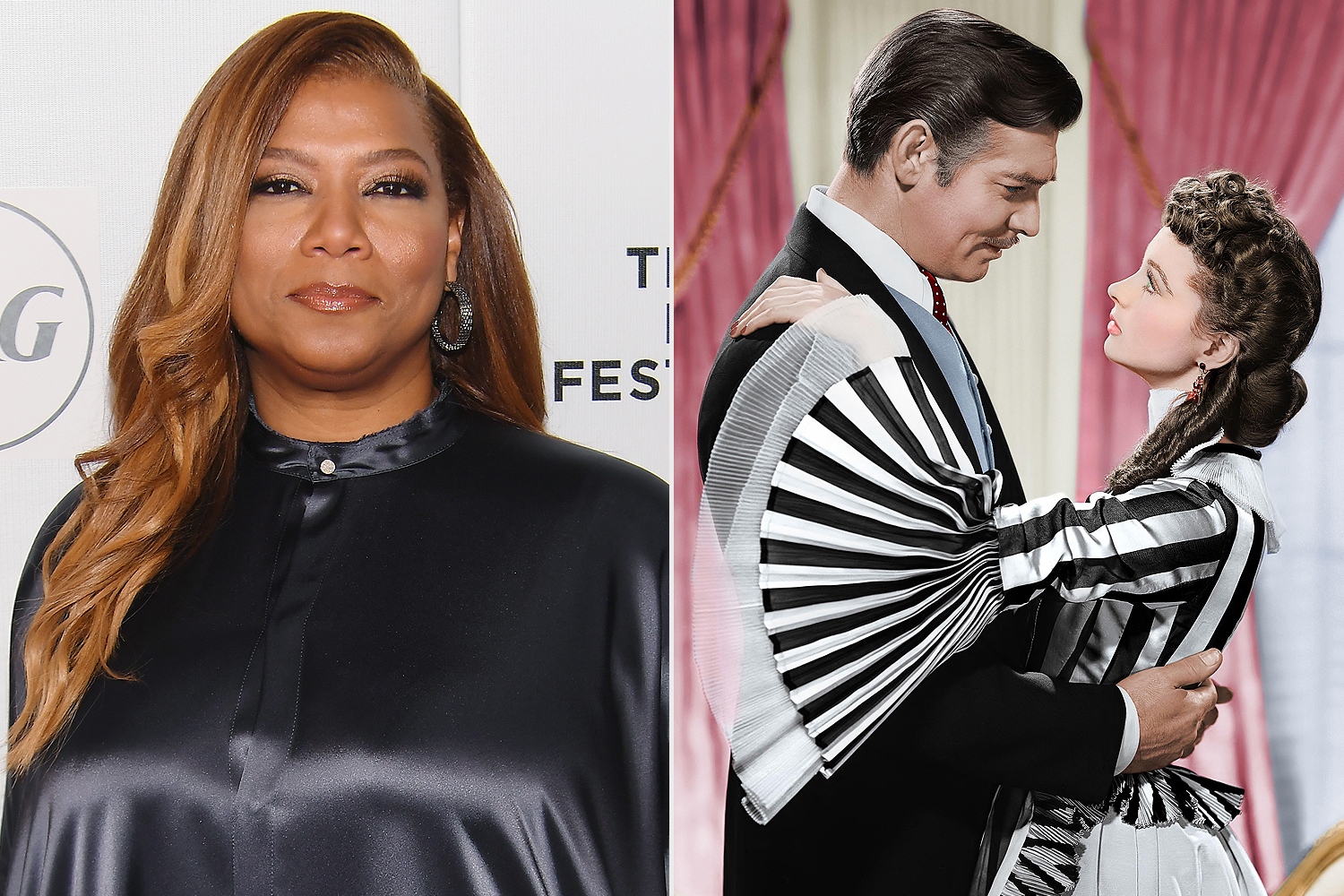 Queen Latifah, Gone with the Wind