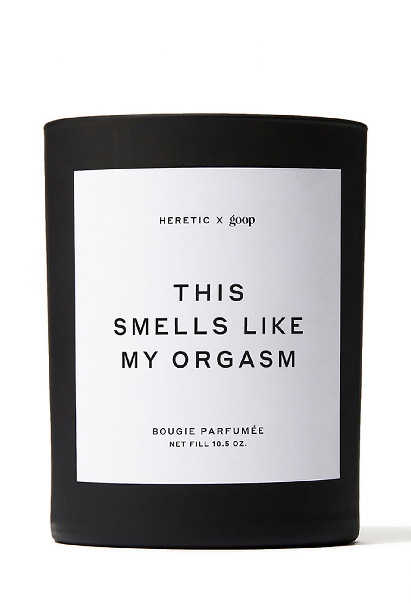 Heretic This Smells Like My Orgasm Candle