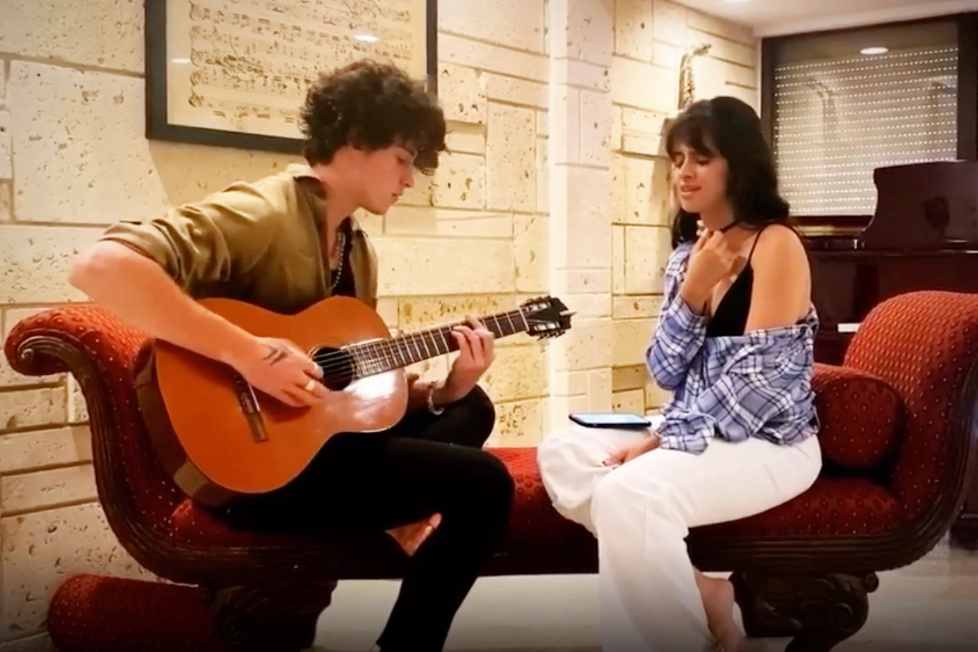 camilla cabello and shawn mendes