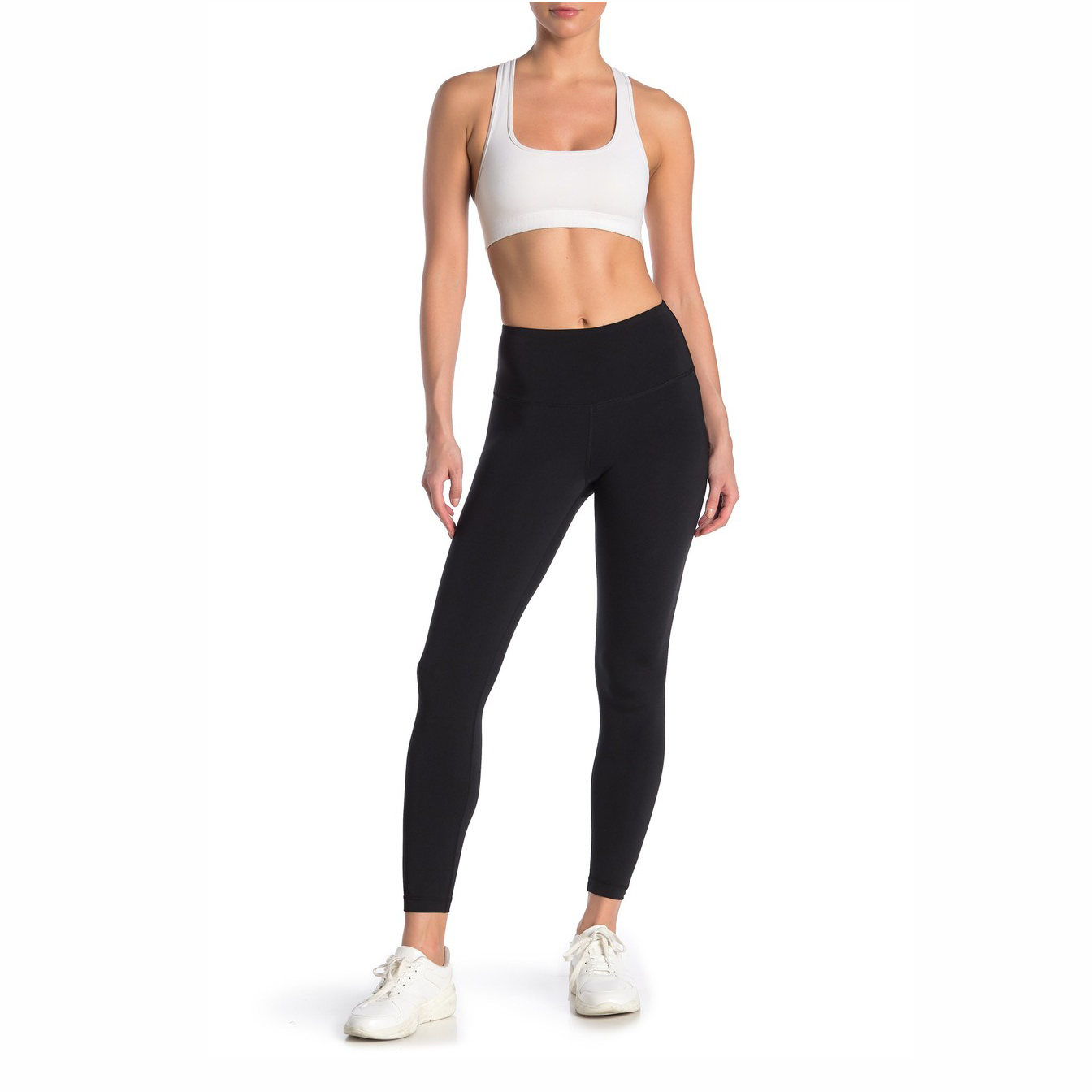 90 Degree by Reflex Missy Interlink High-Waist Leggings
