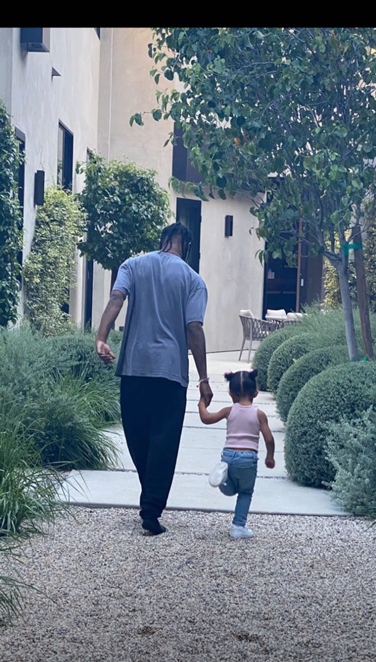 Kylie Jenner Father's Day