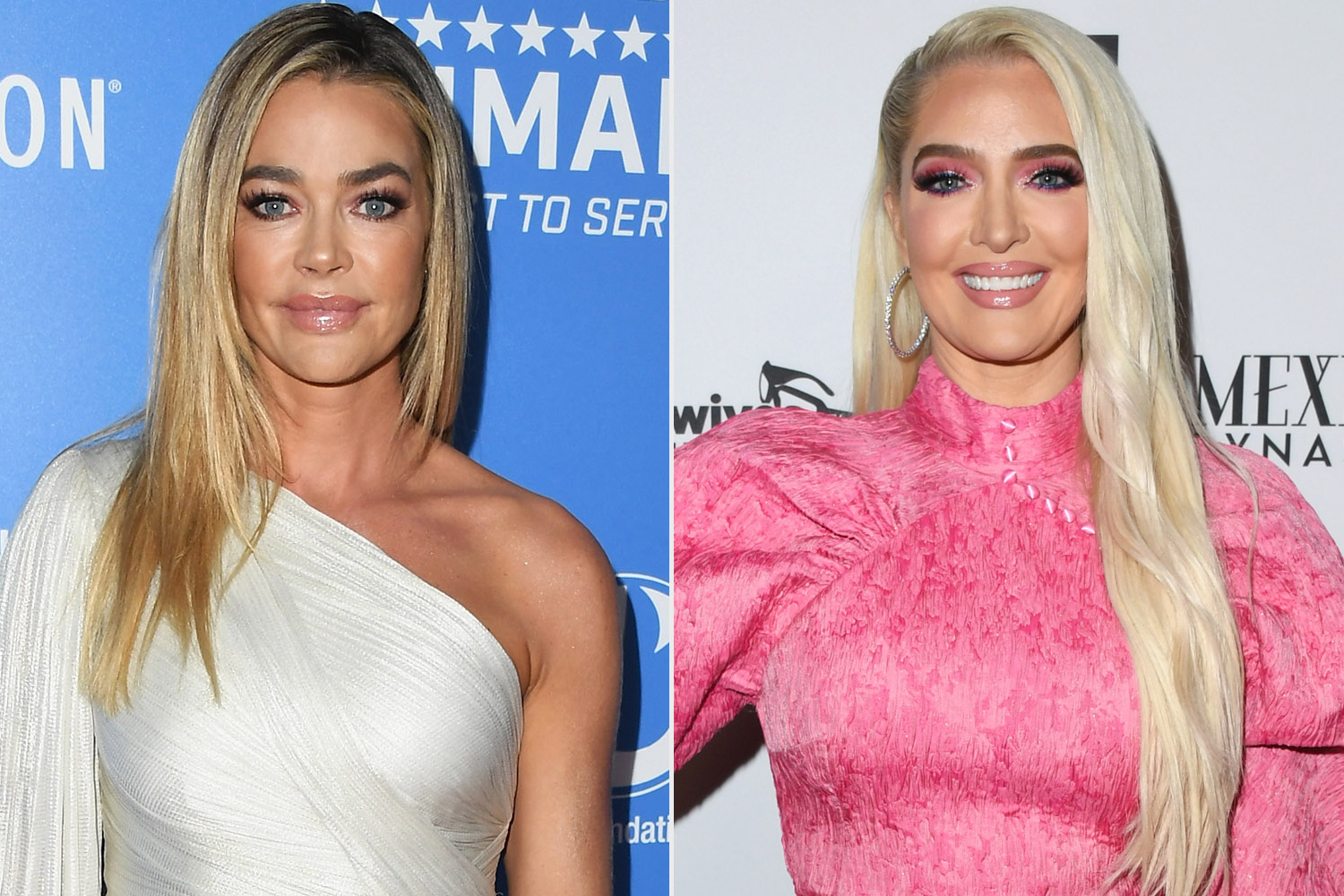 Denise Richards, Erika Girardi