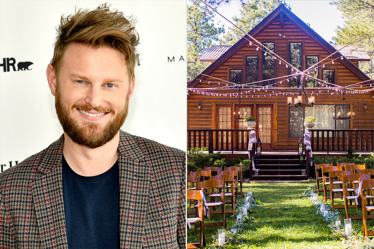 Bobby Berk x Lowe's Backyard Quarantine Weddings