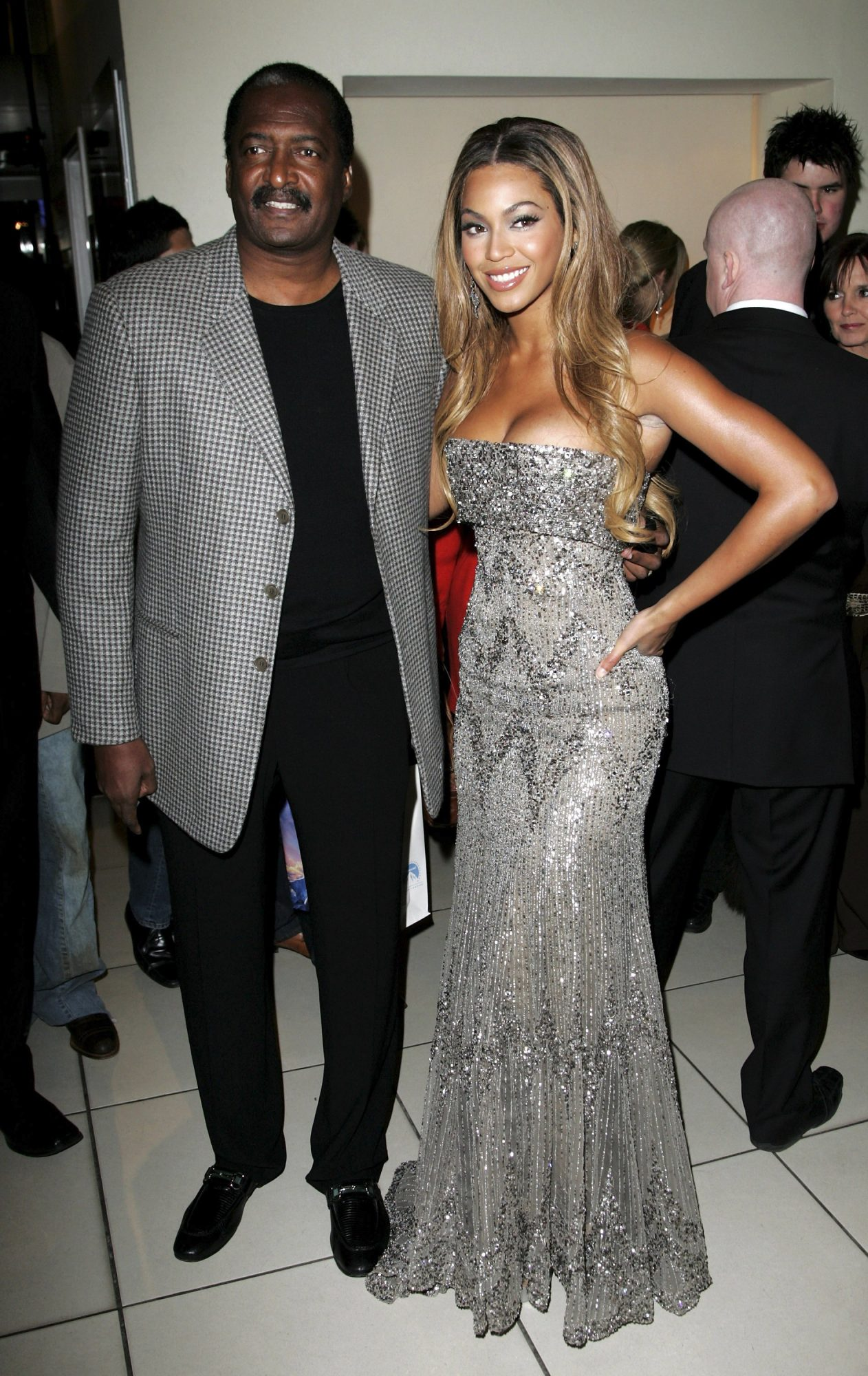 matthew and beyonce knowles