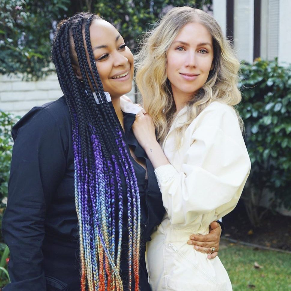 raven symone and miranda maday wedding