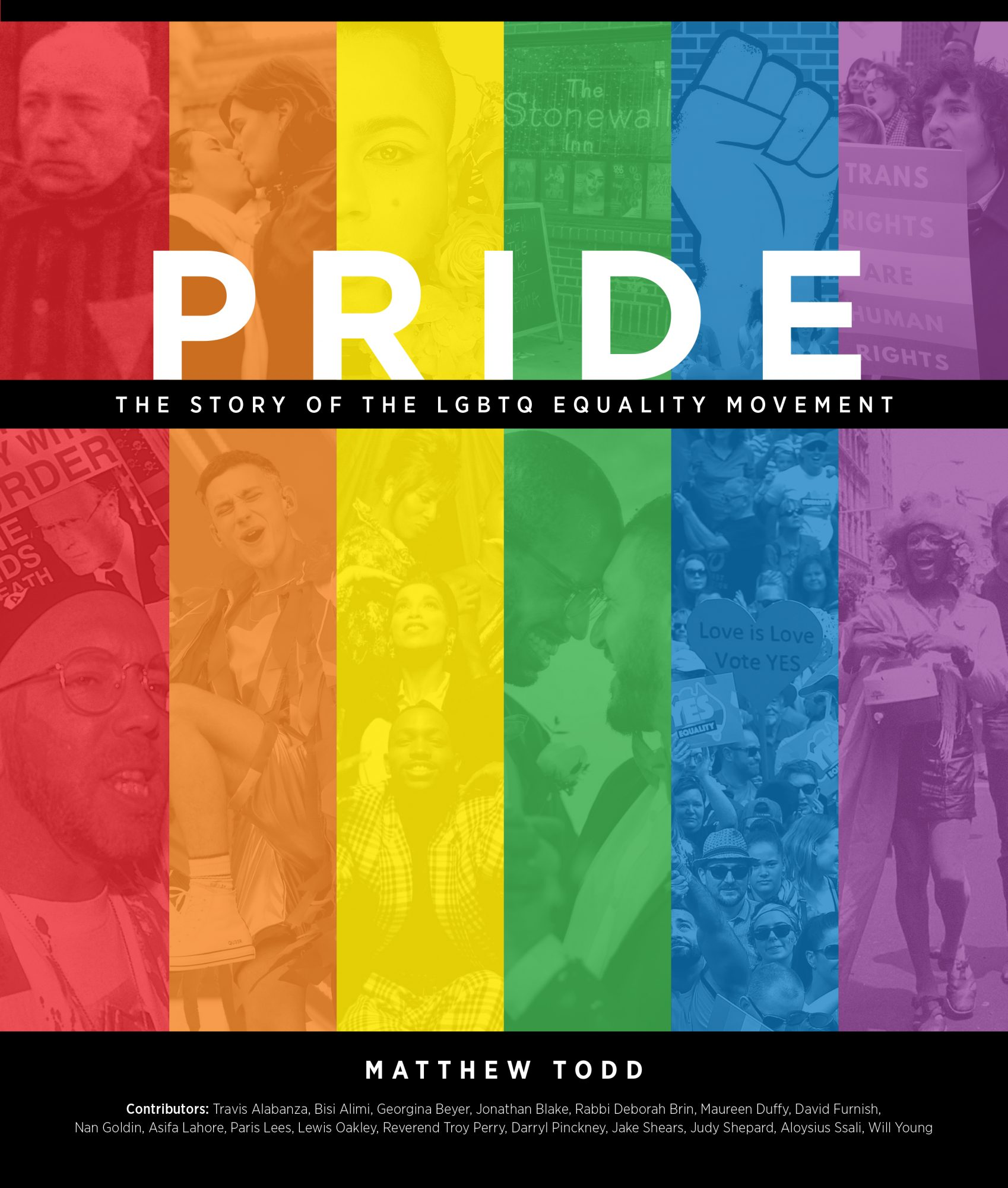 Pride Book Gallery
