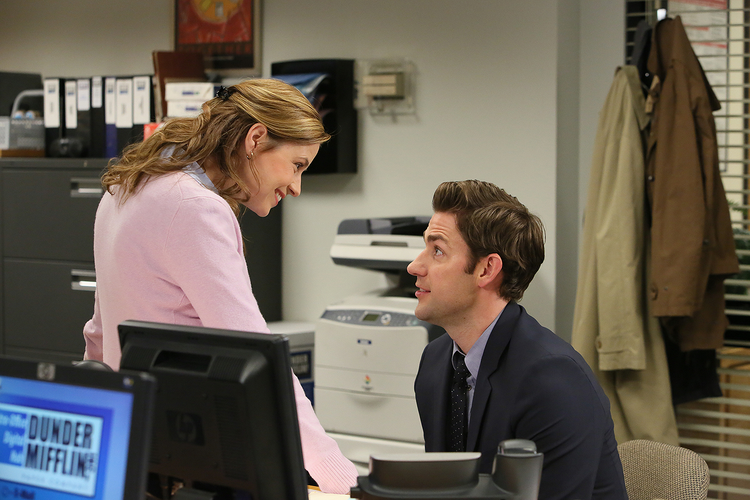 Pam and Jim, The Office