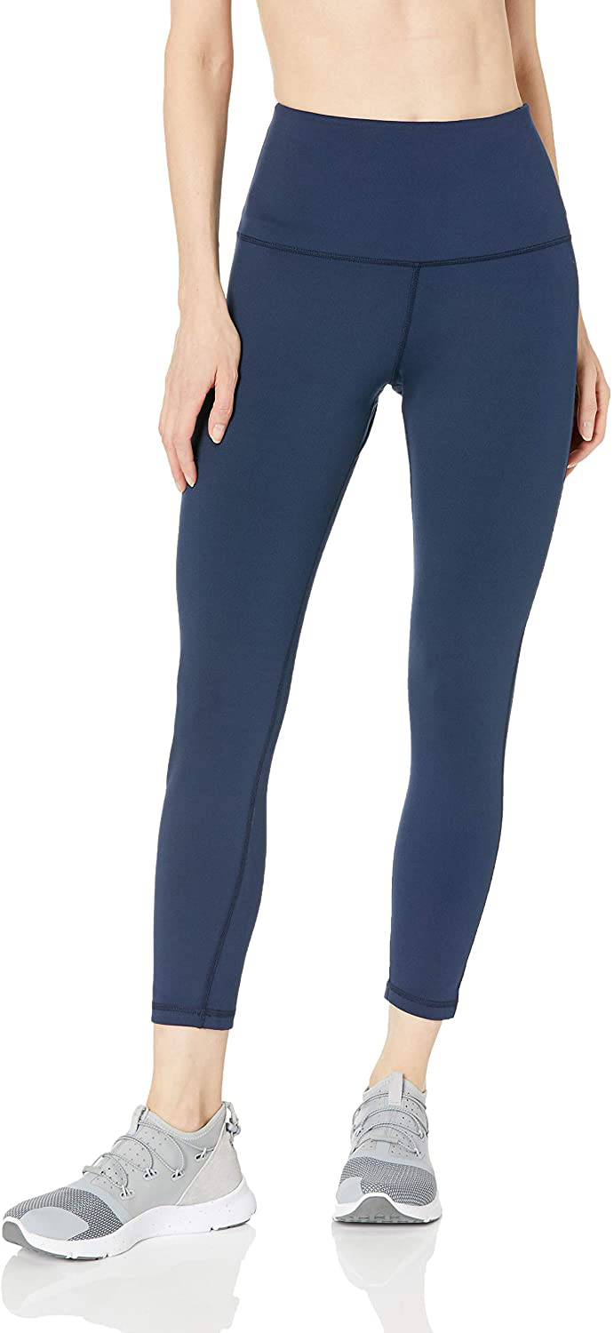 Amazon Essentials Studio Sculpt High-Rise ⅞-Length Legging