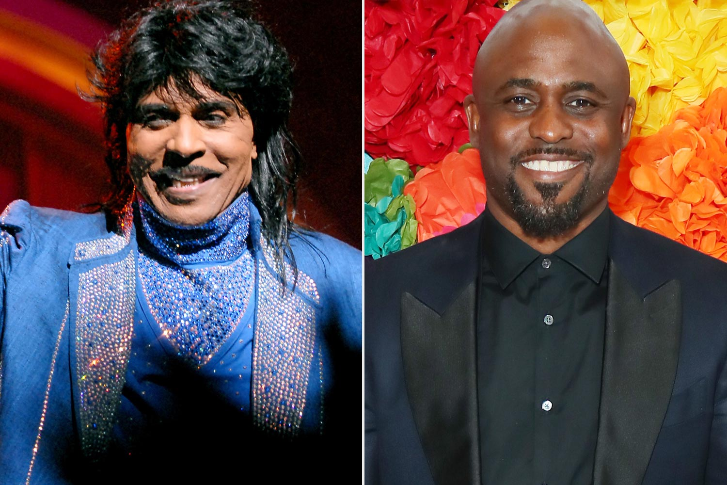 little richard + wayne brady
