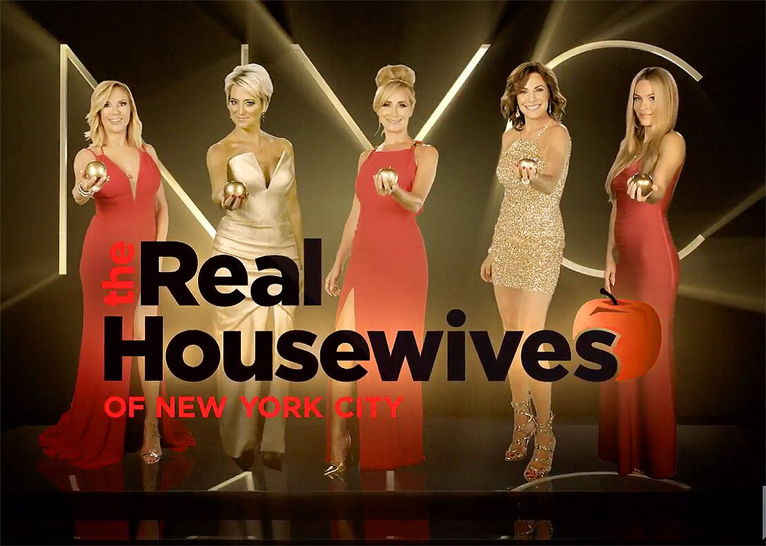 Rhony Removes Tinsley Mortimer From Intro Debuts New Taglines People Com
