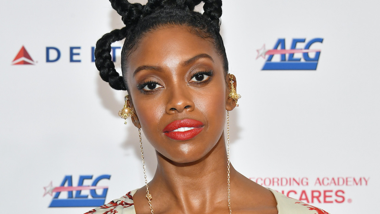 Condola Rashad Says 'We're in the Middle of a Revolution' Amid Black Lives Matter Protests