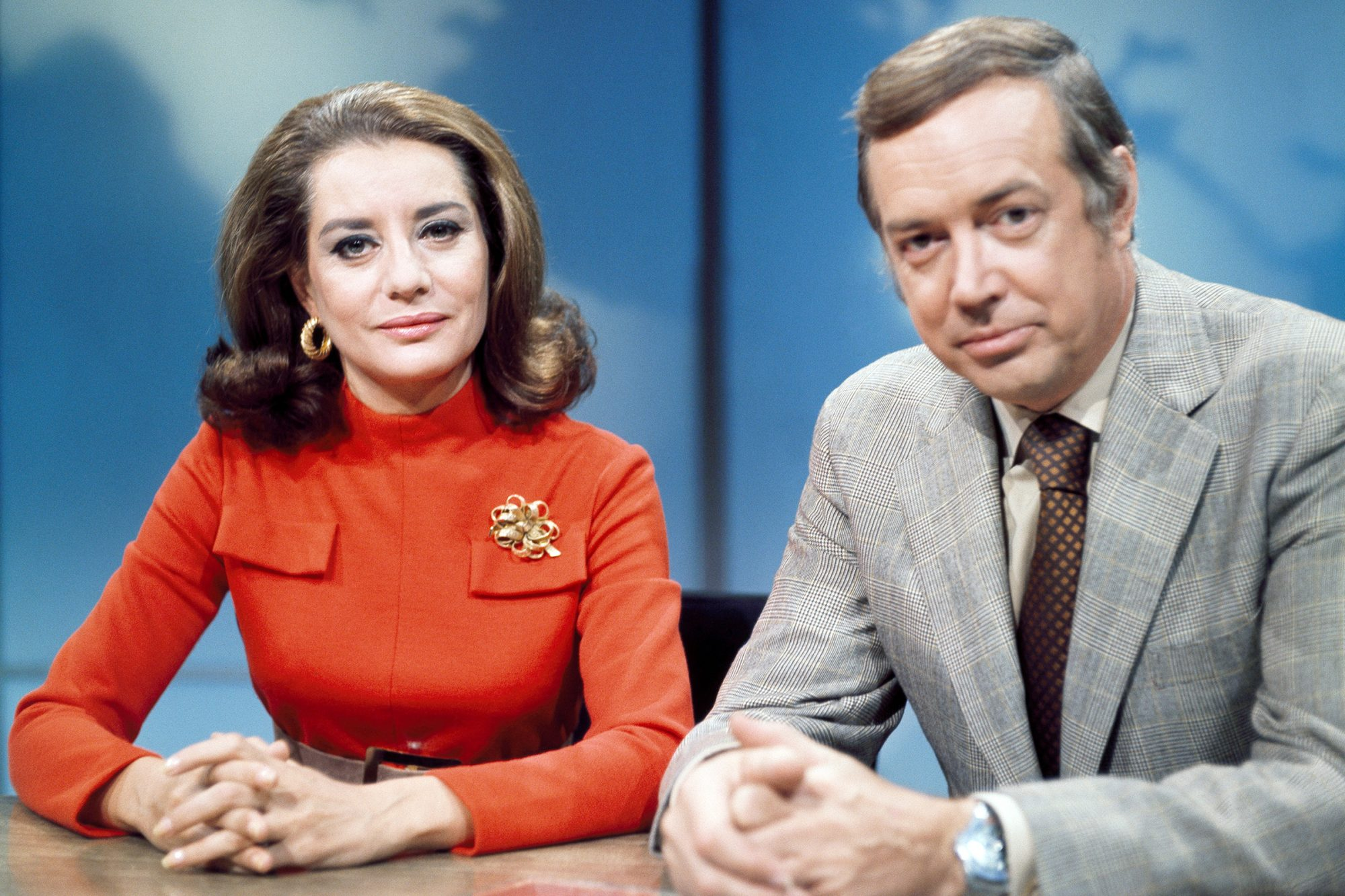 Hugh Downs Barbara Walters Today Show
