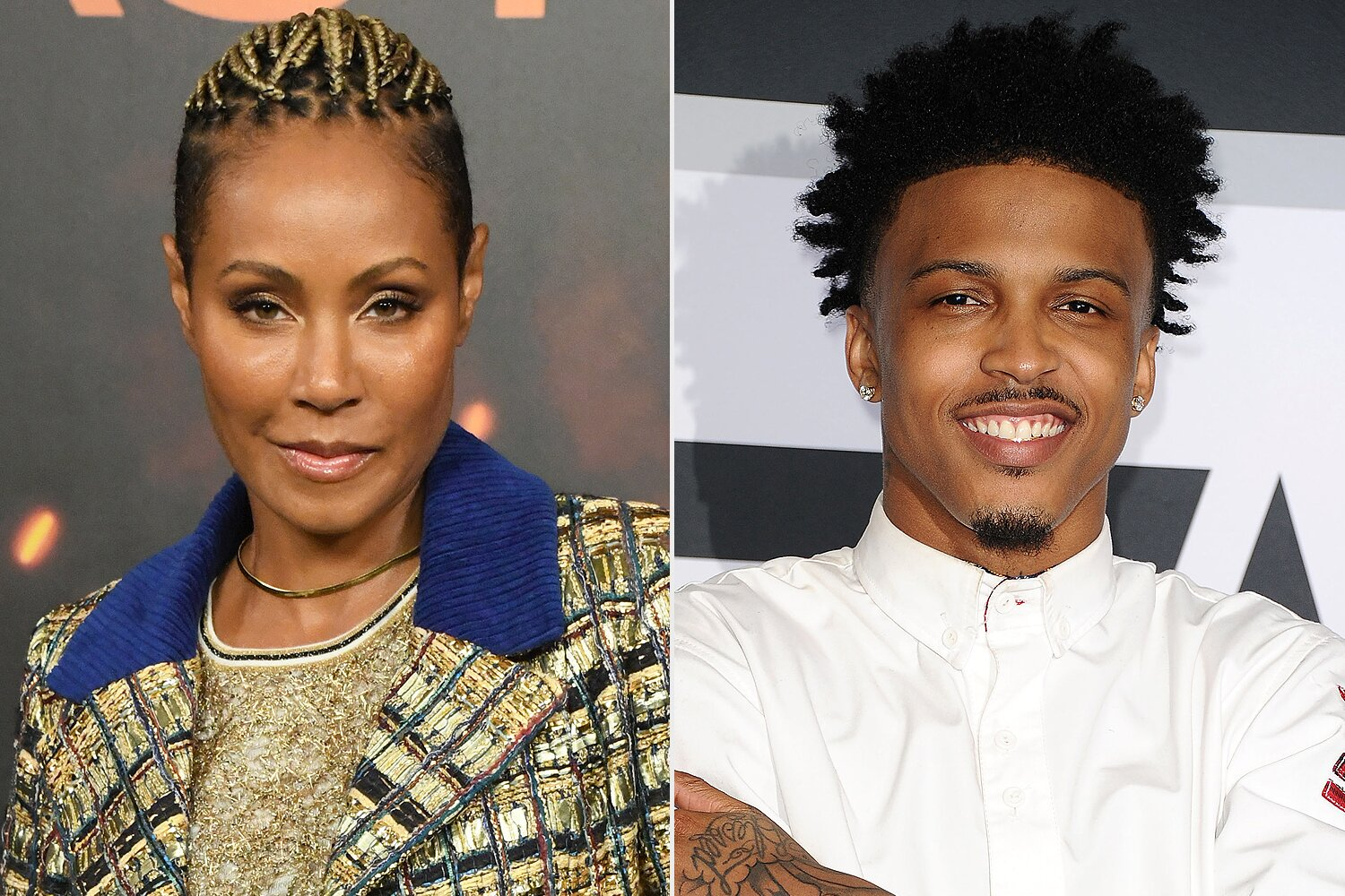 Jada Pinkett Smith, August Alsina