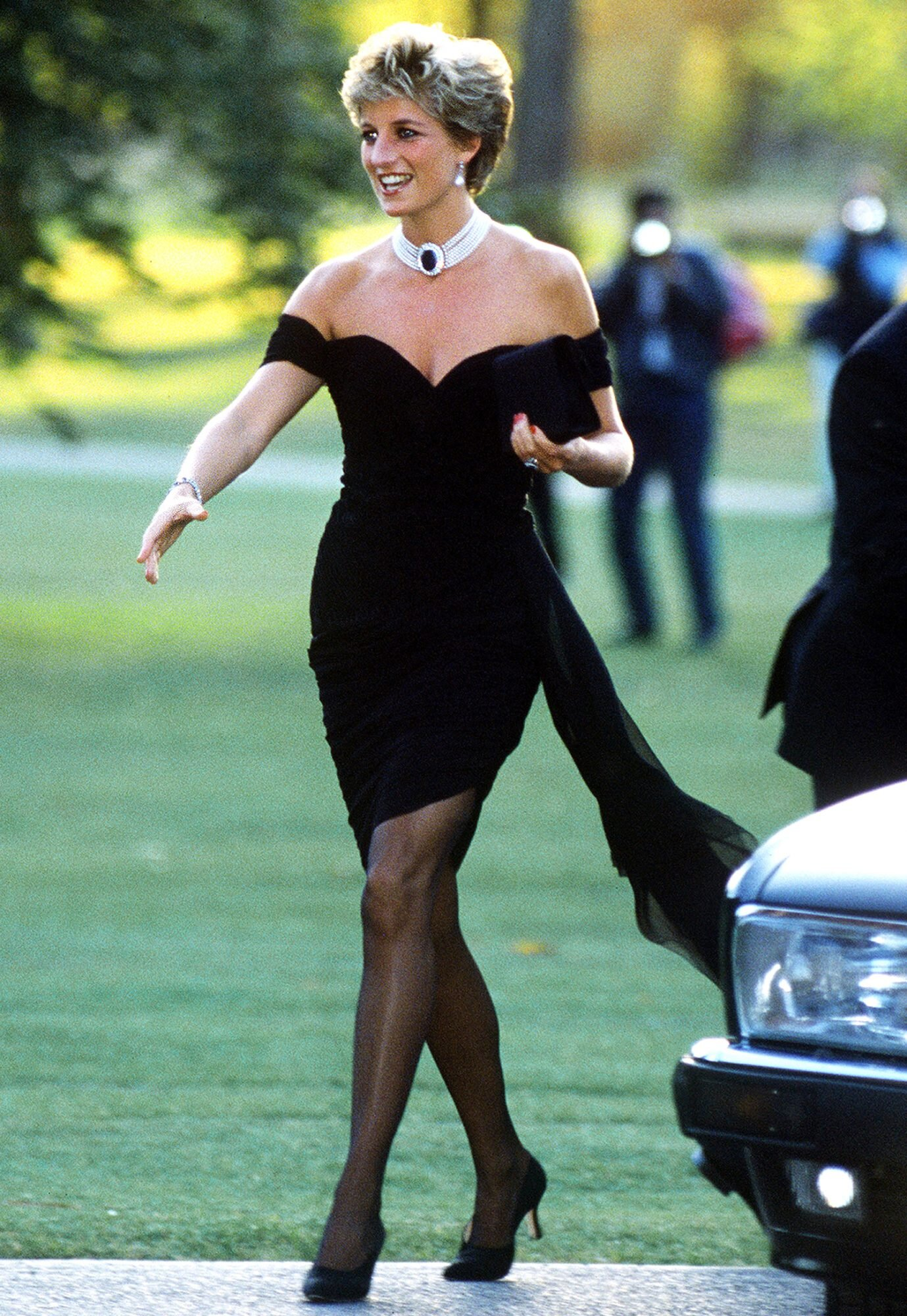 Princess Diana's 'Revenge' outfits