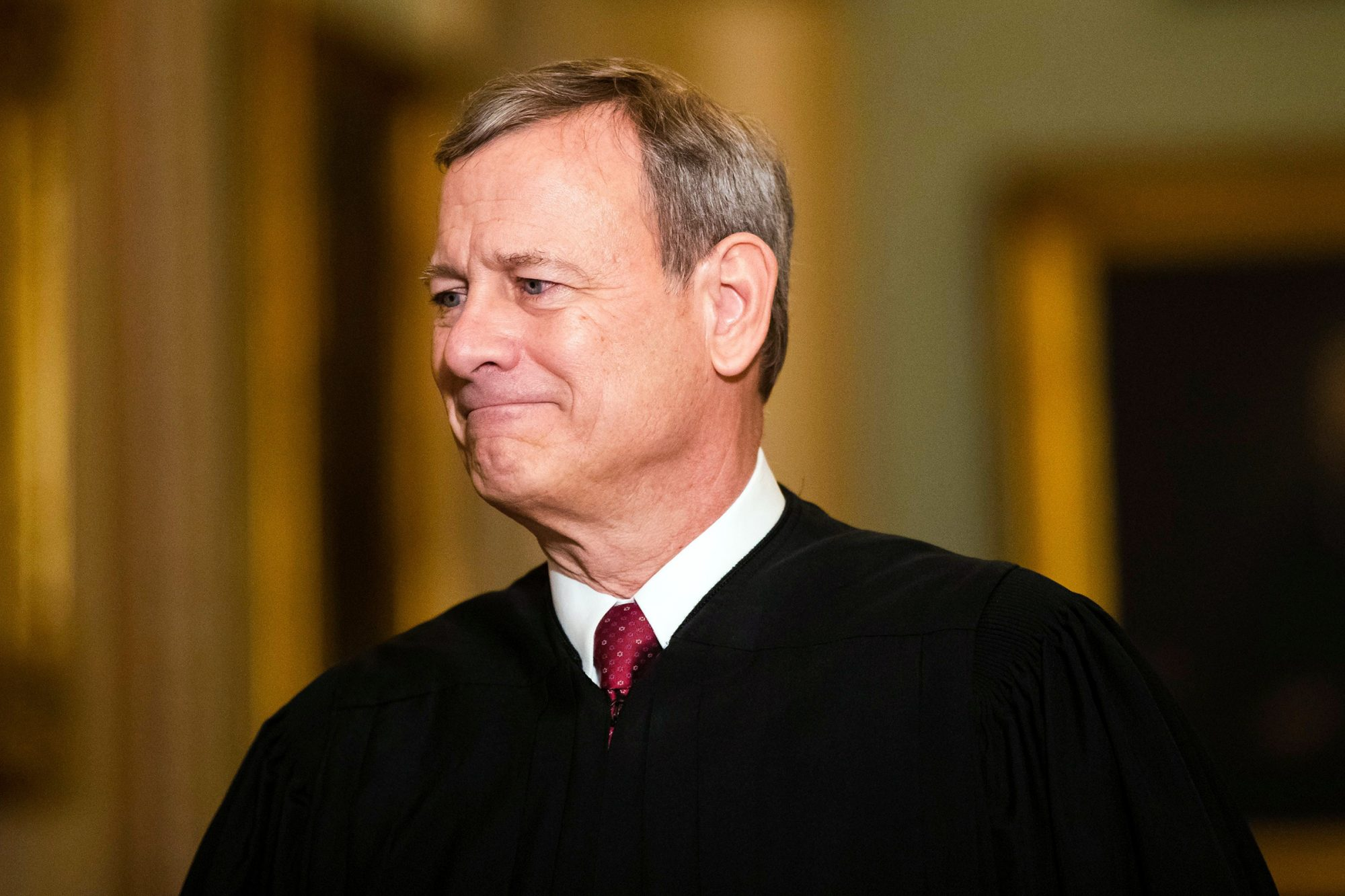 Chief Justice of the United States, John Roberts