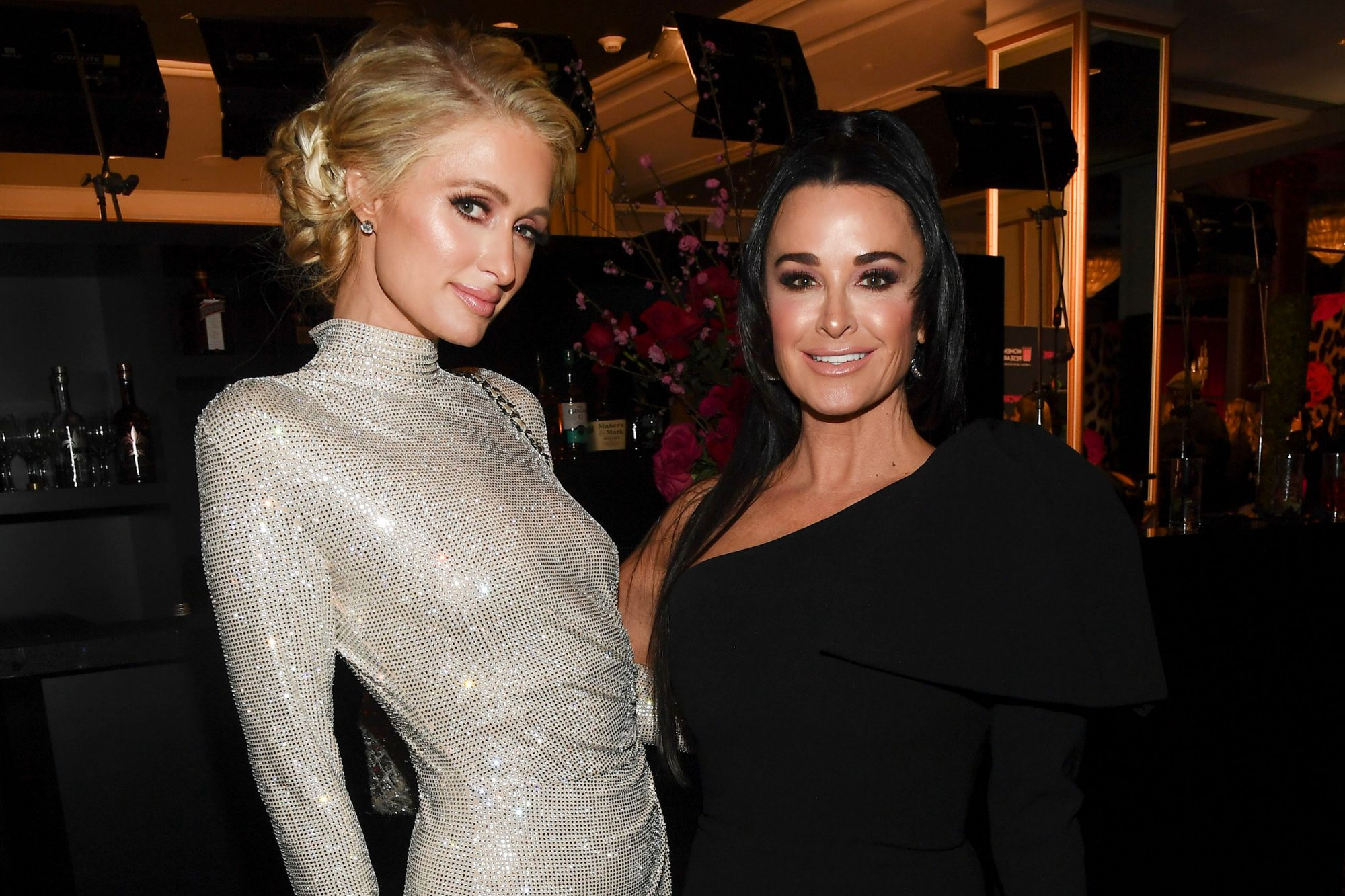 Paris Hilton Kyle Richards