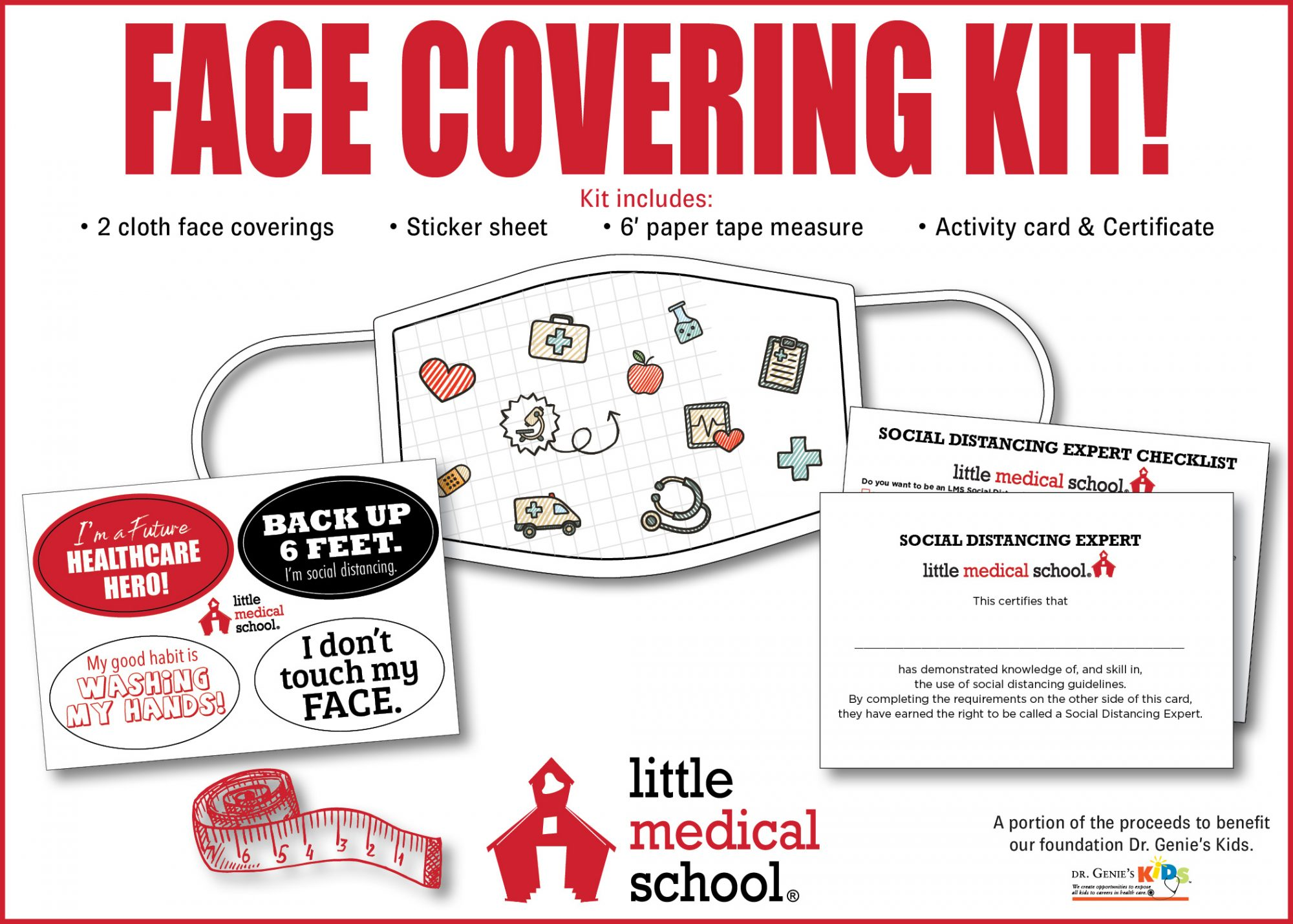 Face Covering Kit