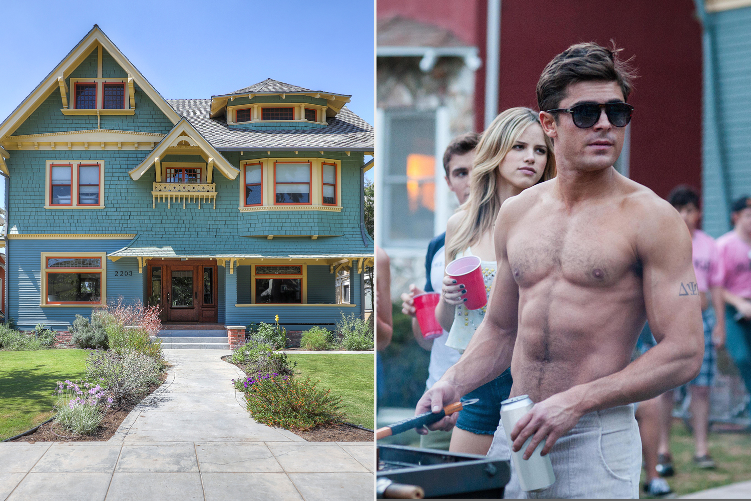 Frat house from Neighbors for sale