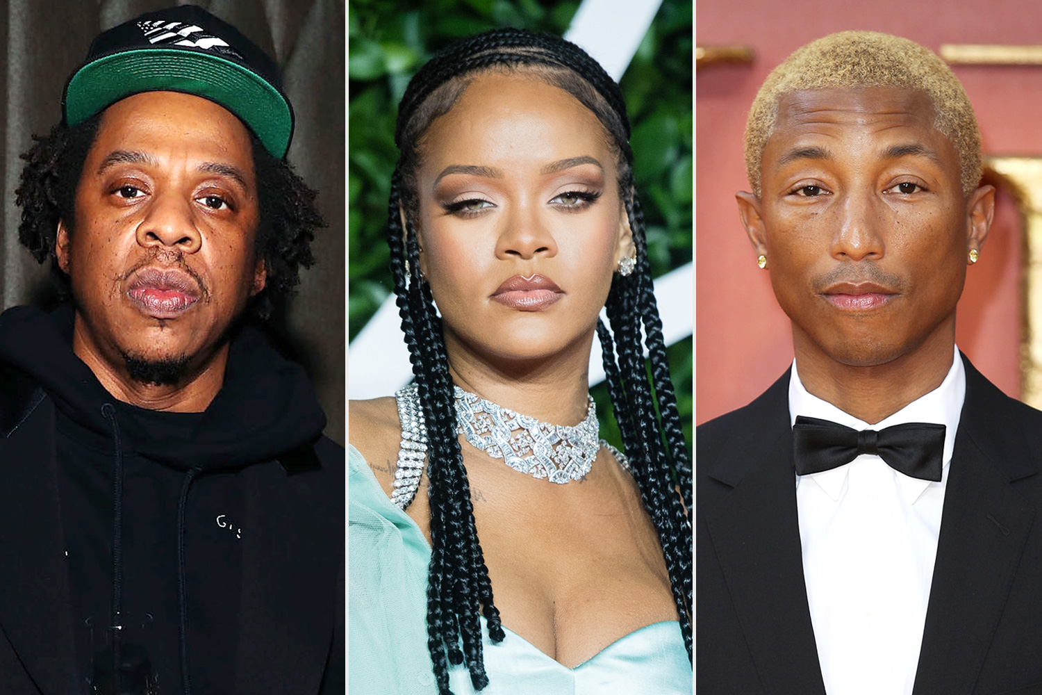Jay-Z, Rihanna Pharrell Williams demand justice for a black college student shot dead by a white cop