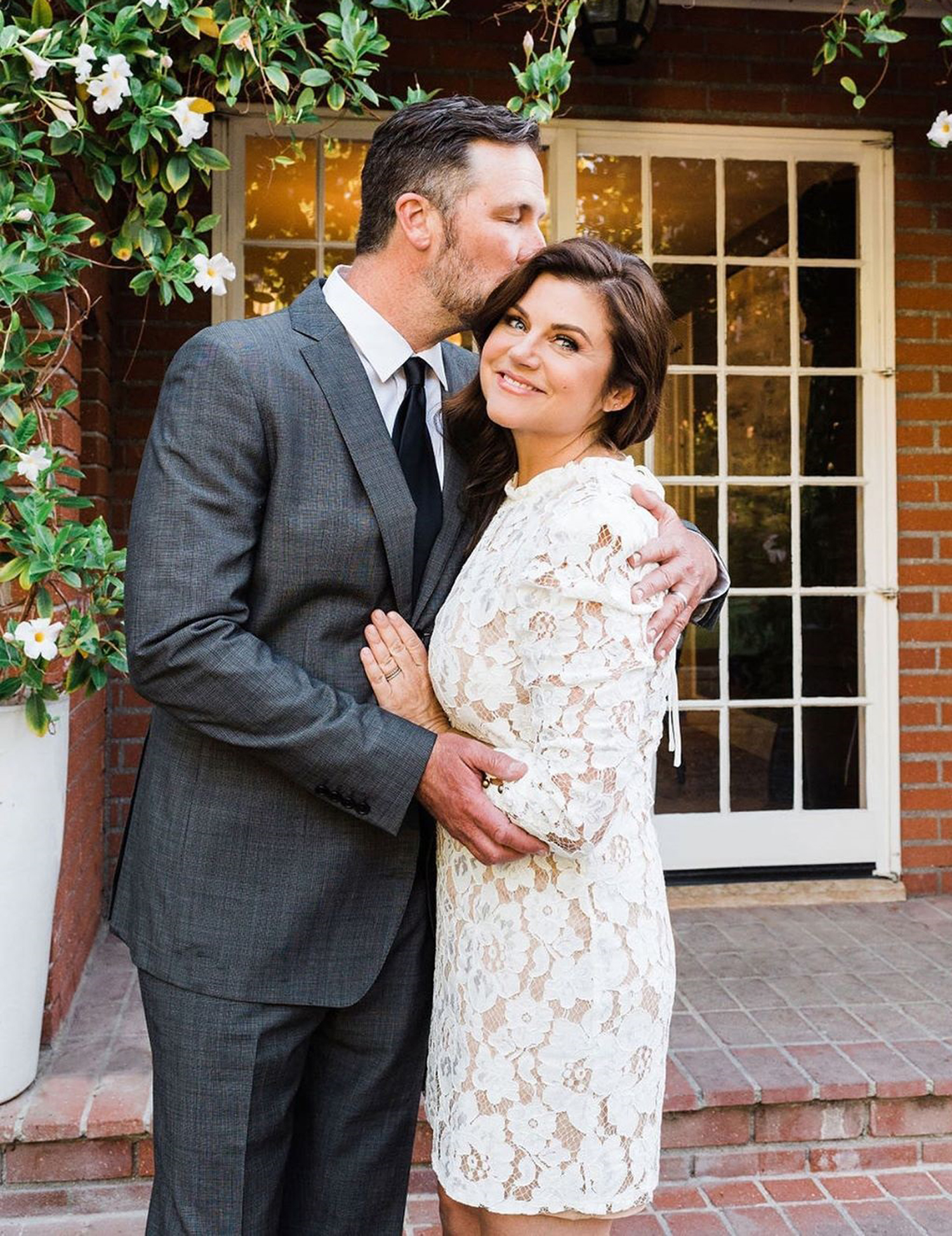 Tiffani Thiessen Wedding Anniversary