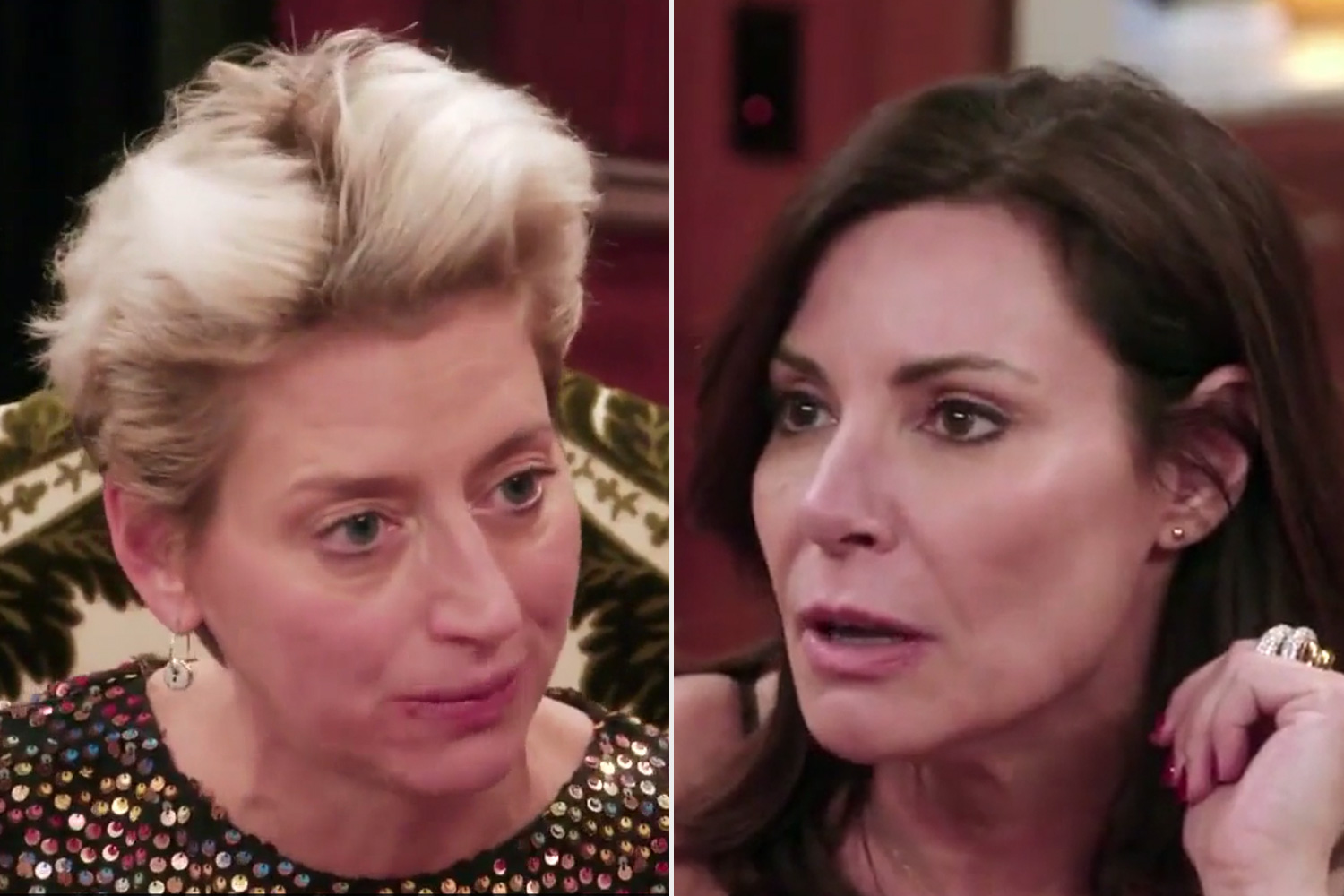 Dorinda Medley Insults LuAnn DeLessups By Bringing Up Her Mugshot — Then Kicks Her Out Of Her Home After Heated Argument
