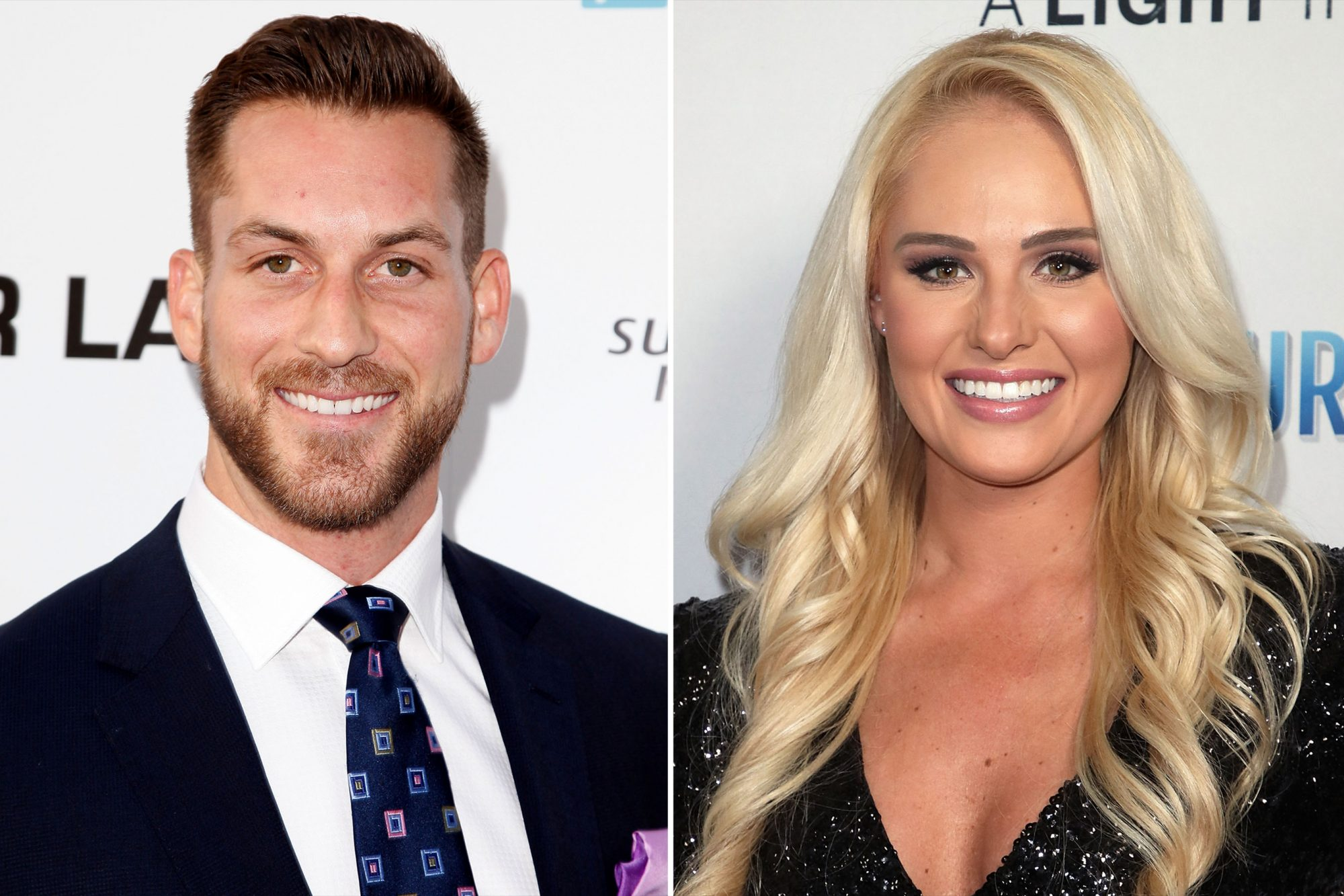 Chase McNary and Tomi Lahren