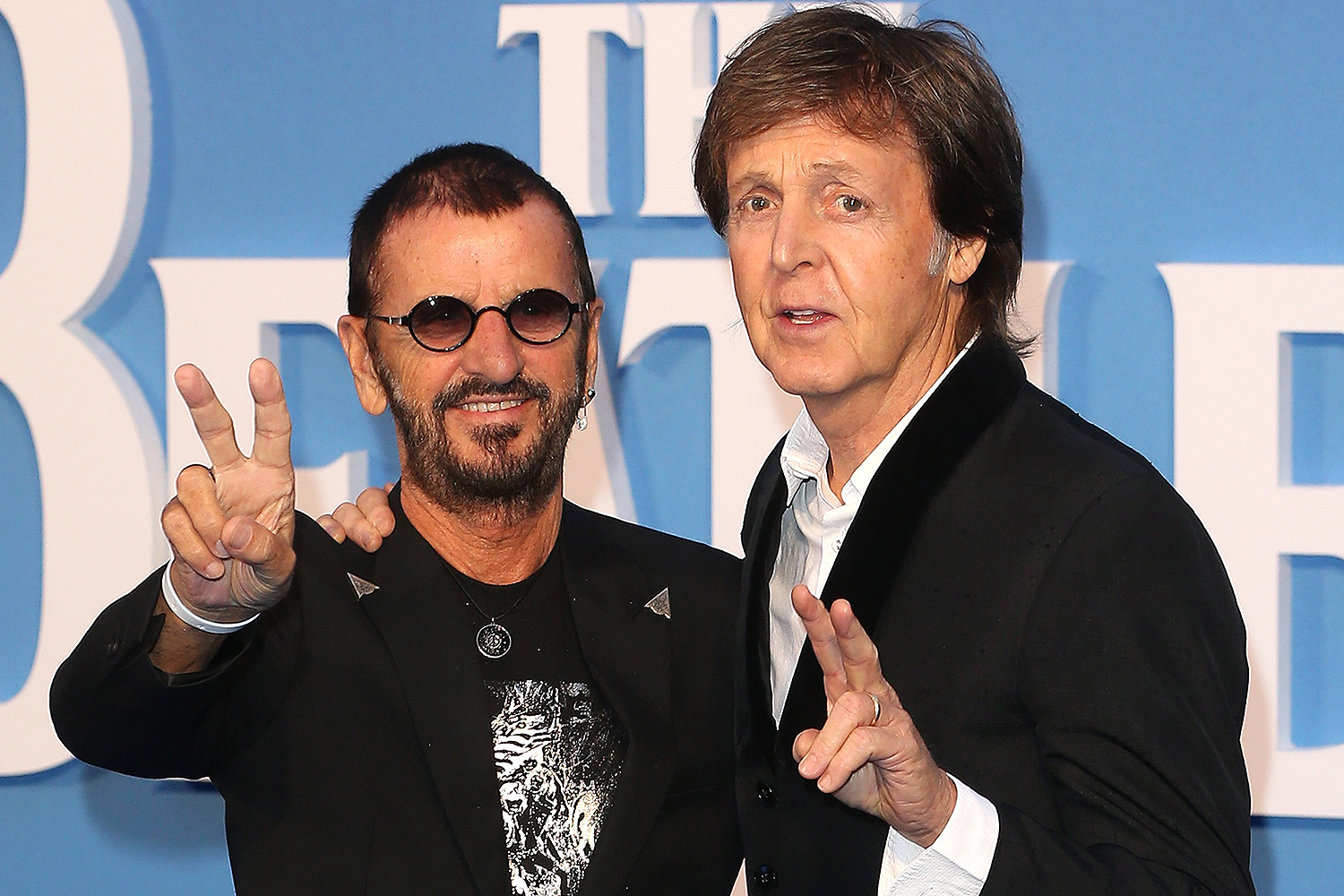 Ringo Star, Paul McCartney