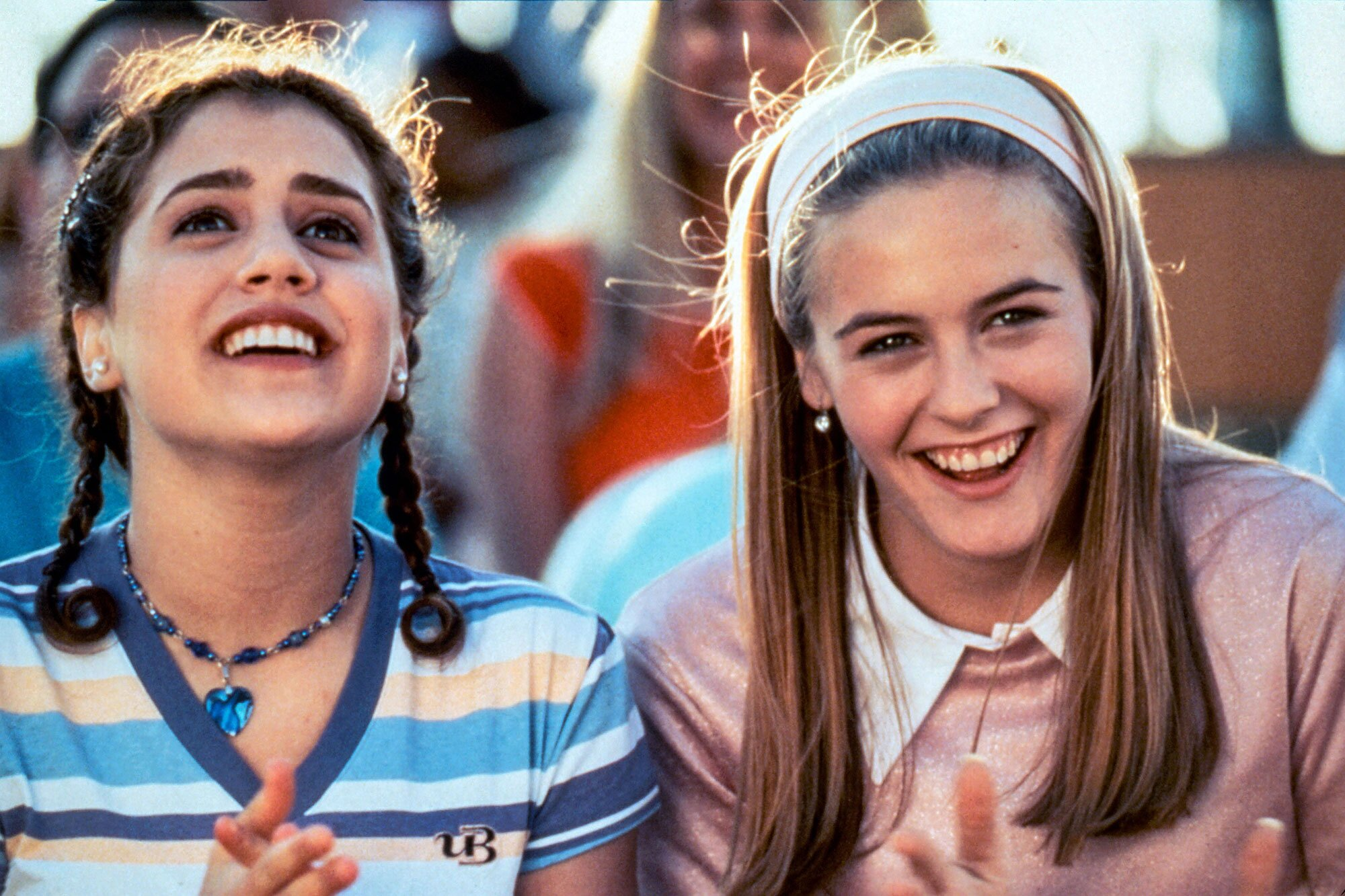 Alicia Silverstone Recalls Brittany Murphy S Clueless Audition People Com