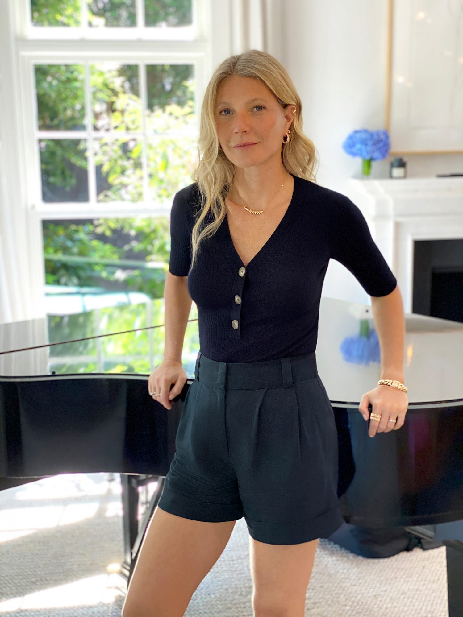 Gwyneth Paltrow; Credit: Brad Falchuk/Courtesy Goop