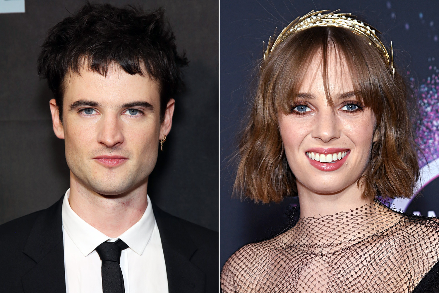 Maya Hawke Tom Sturridge