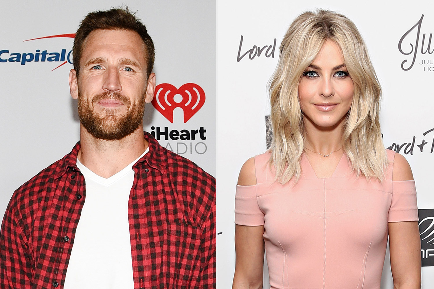 Brooks Laich split with Julianne Hough