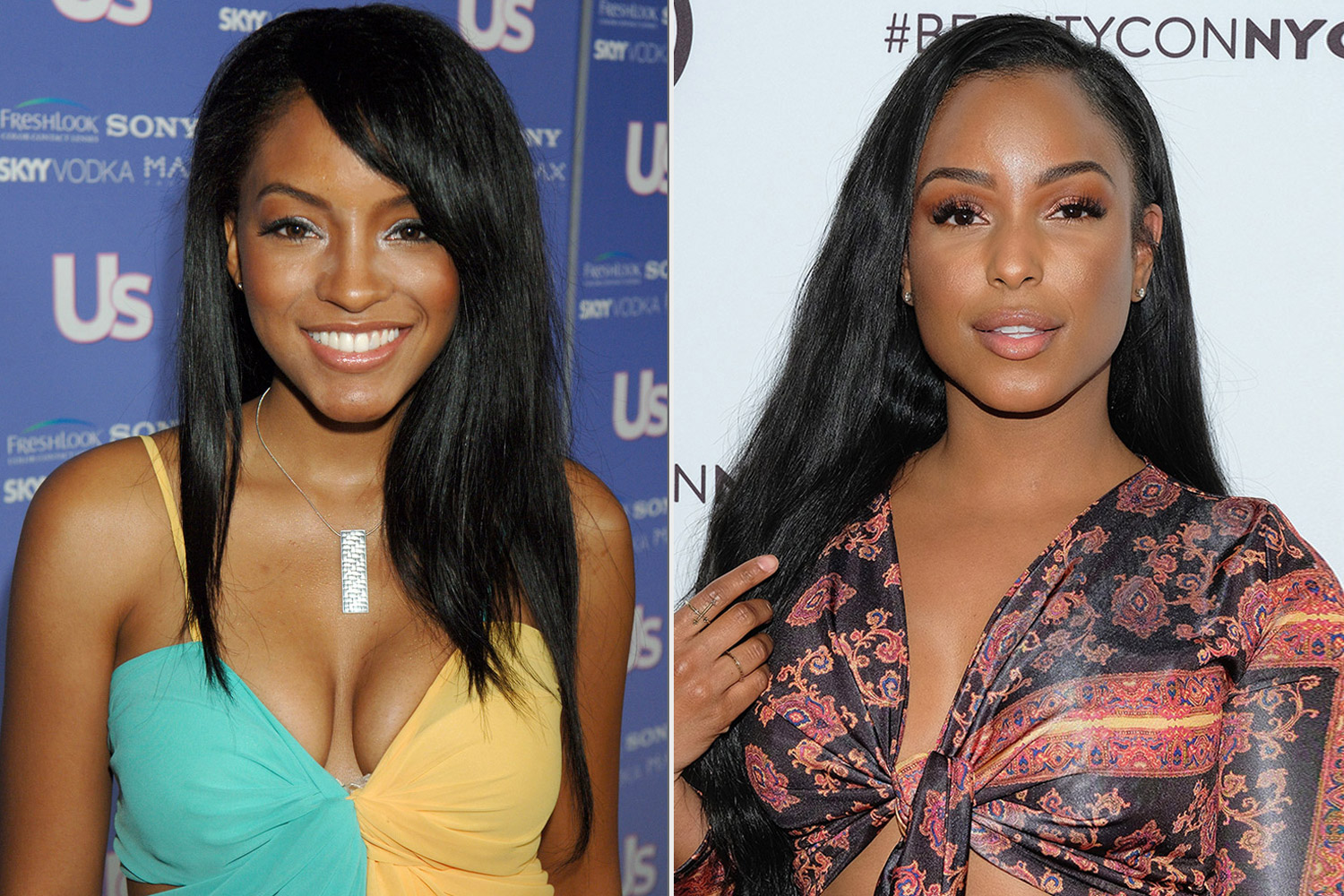 Drew Sidora and Latoya Ali