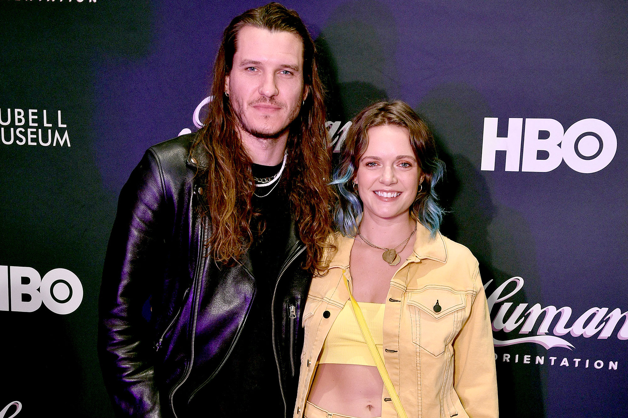 Charlie Twaddle and Tove Lo