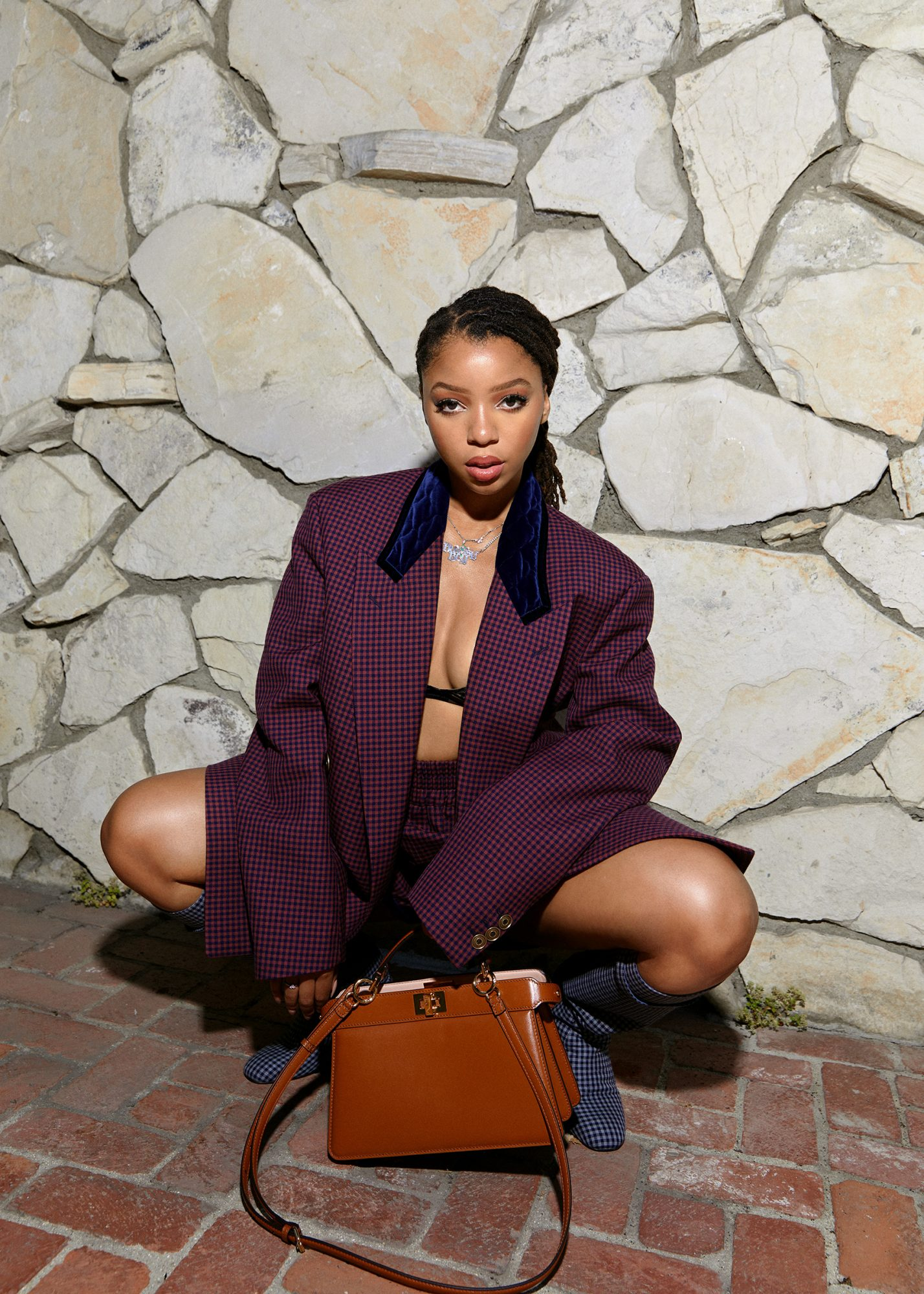 FENDI Launches New #MeAndMyPeekaboo Episode Created by and Starring Chloe x Halle