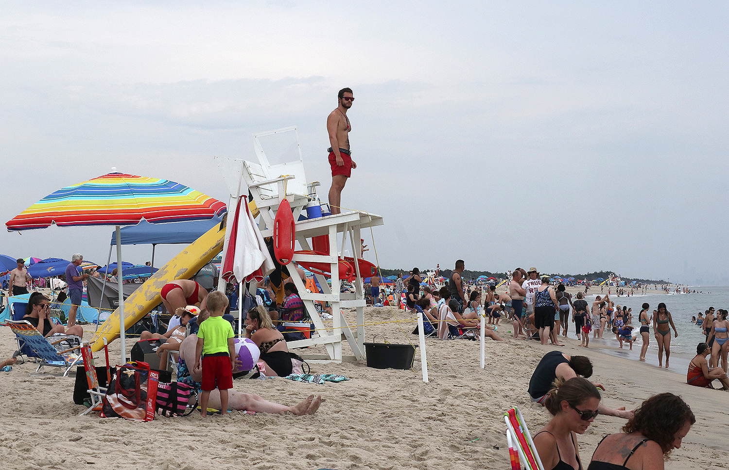 NJ lifeguards