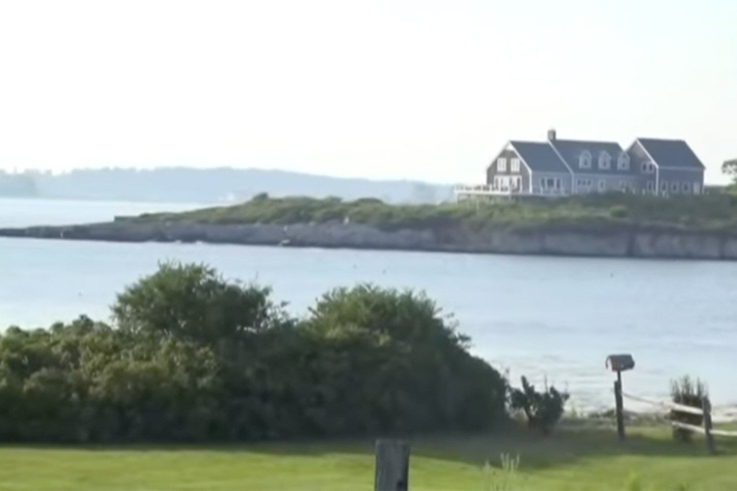 Woman Killed After Apparent Shark Attack In Maine People Com