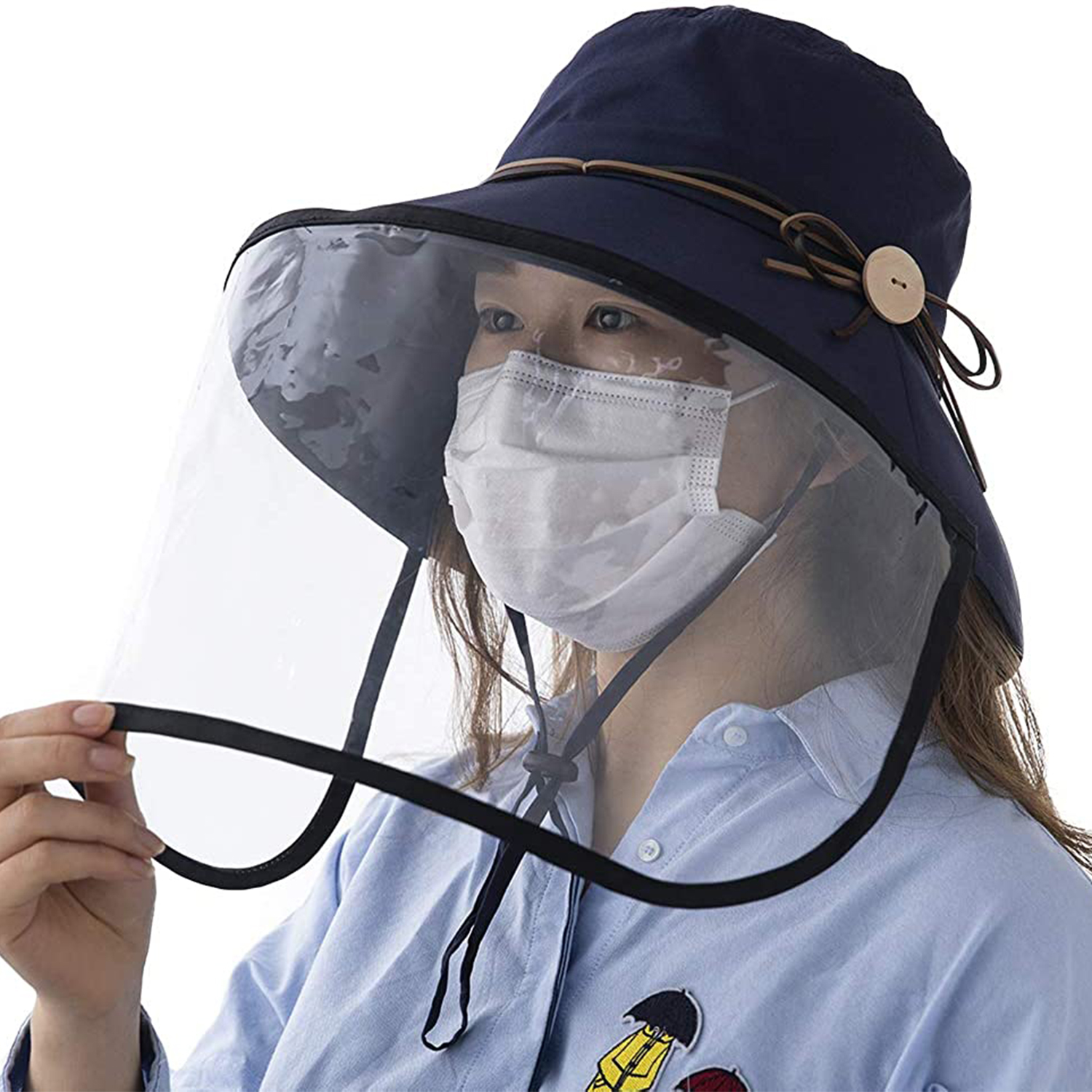 Removal Face Shields