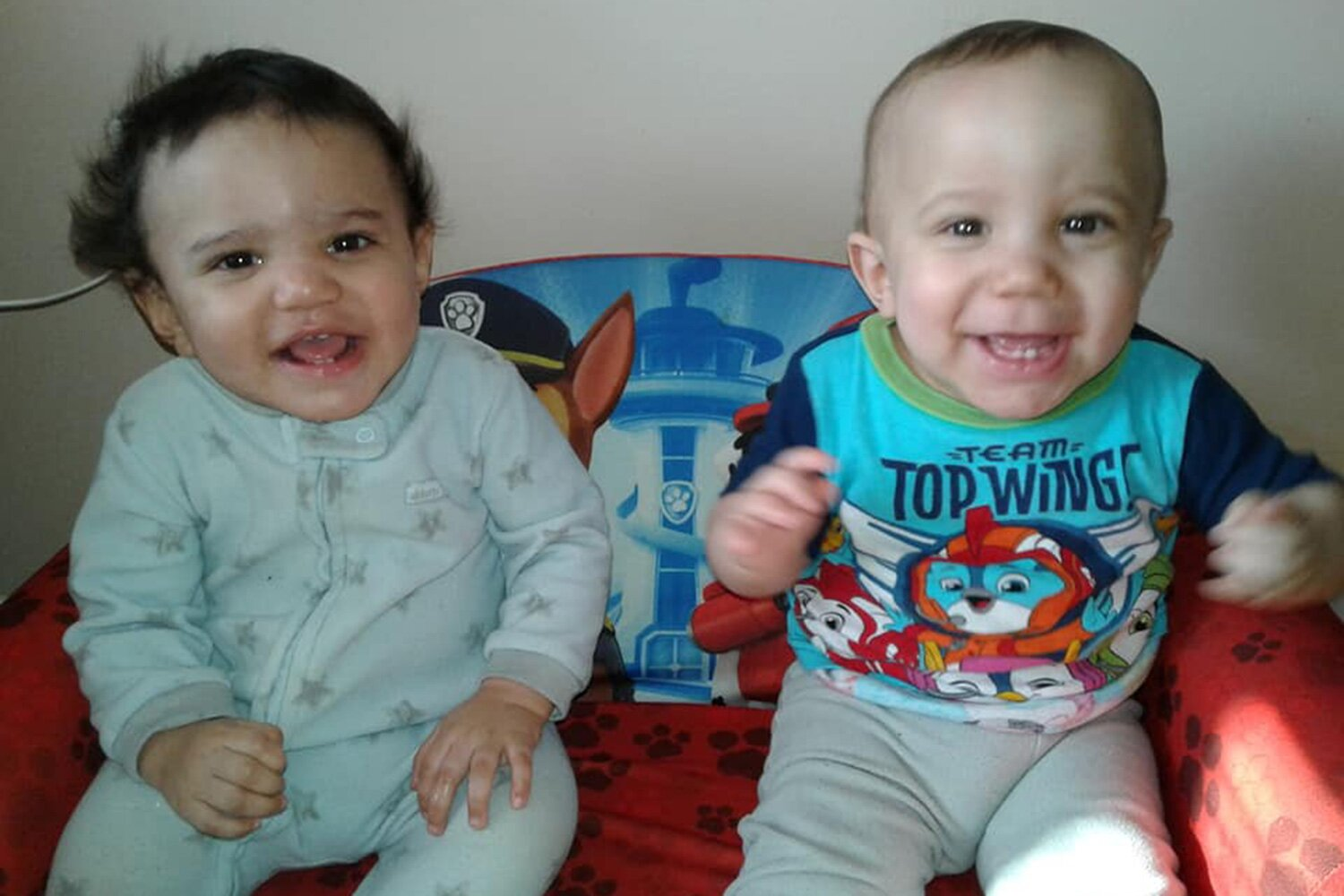 Zyaire and Zion Reed