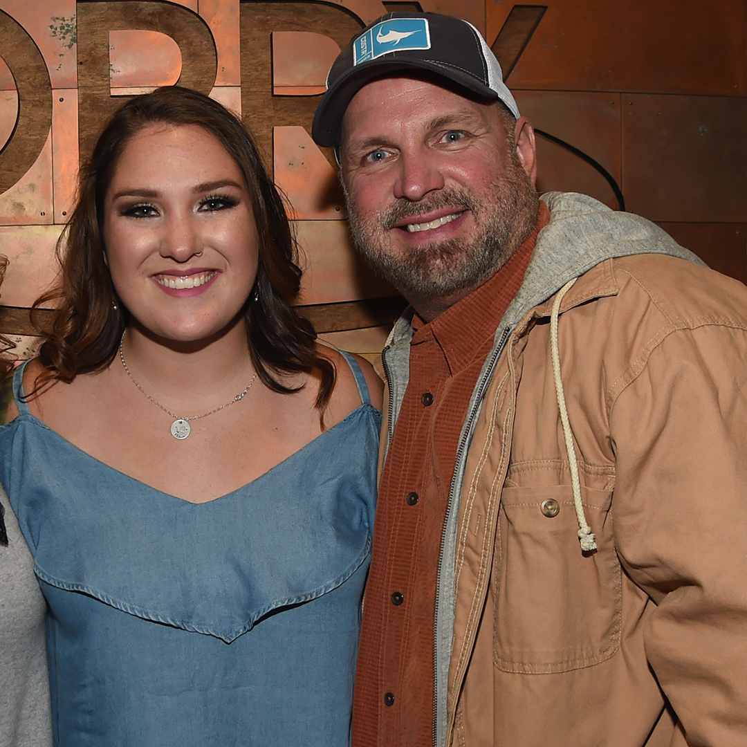 Allie brooks and garth brooks
