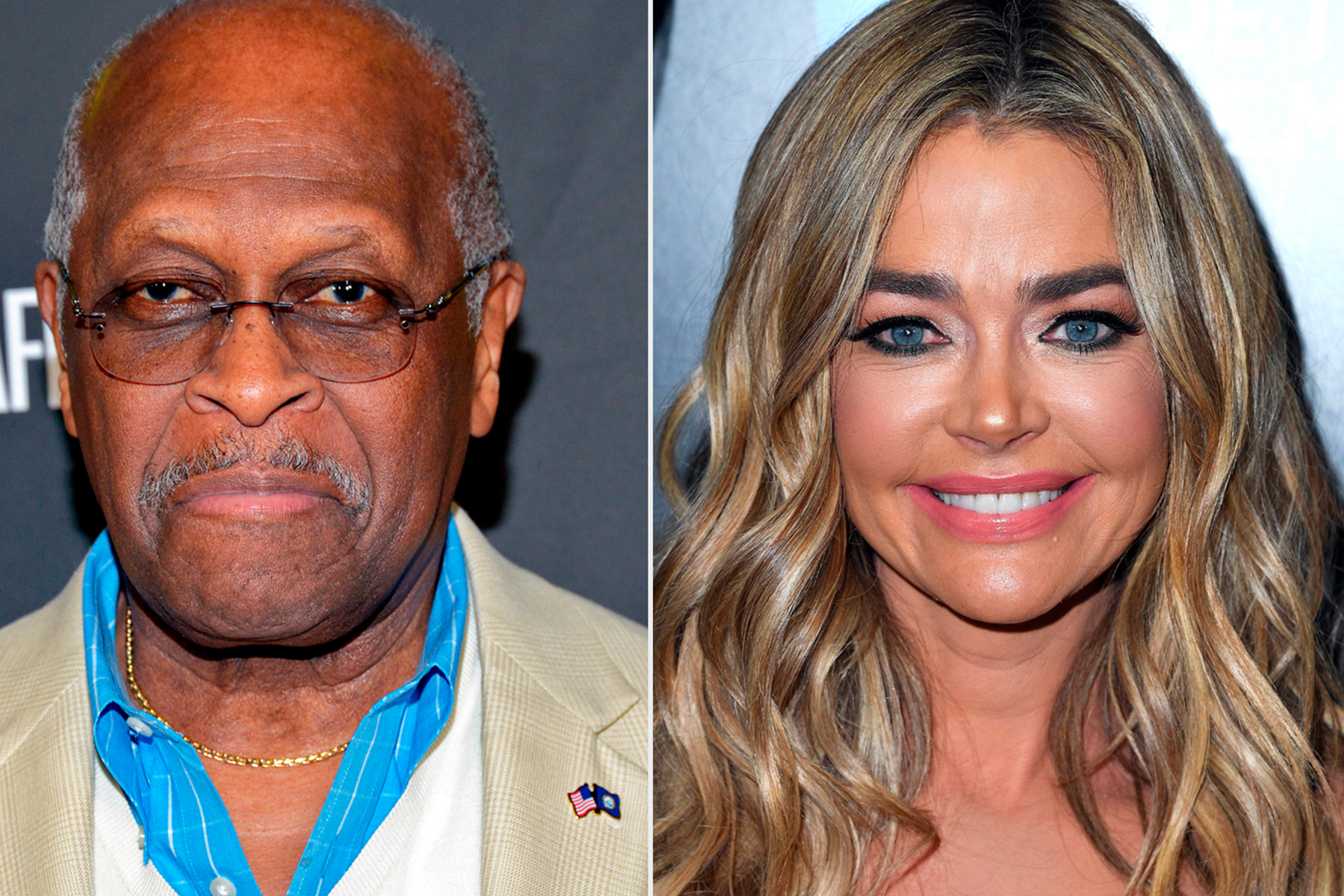 Herman Cain Dead at 74, Plus the Latest RHOBH Drama Between Denise and Brandi