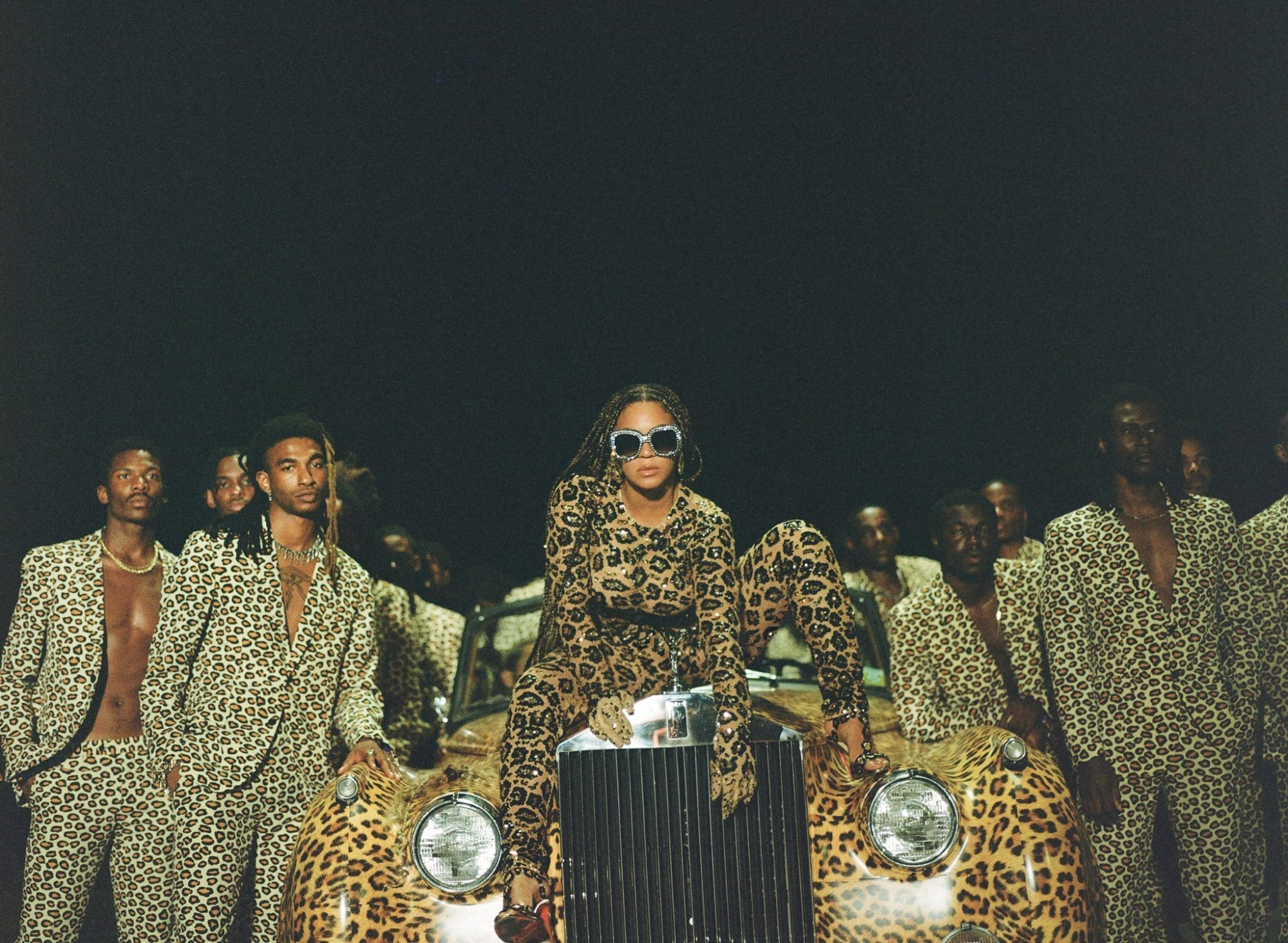 "Beyoncé from ""Black Is King"""