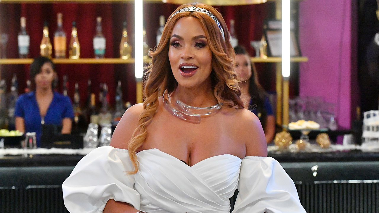 RHOP's Gizelle Bryant Says the Drama Led to 'Great Conversations' About Representation