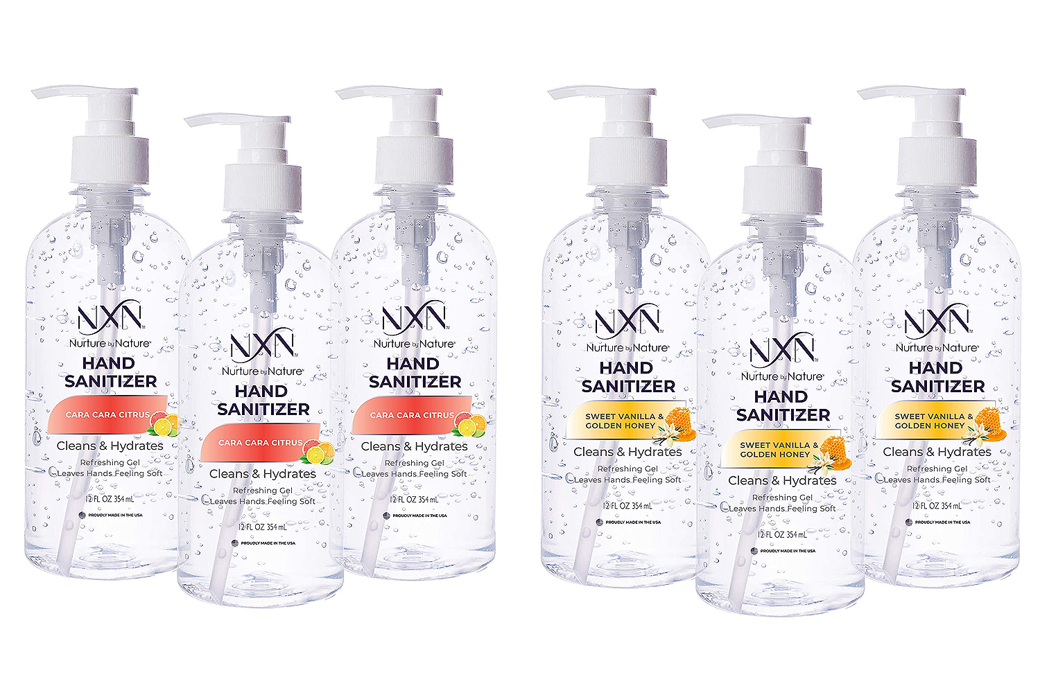 NXN hand sanitizer