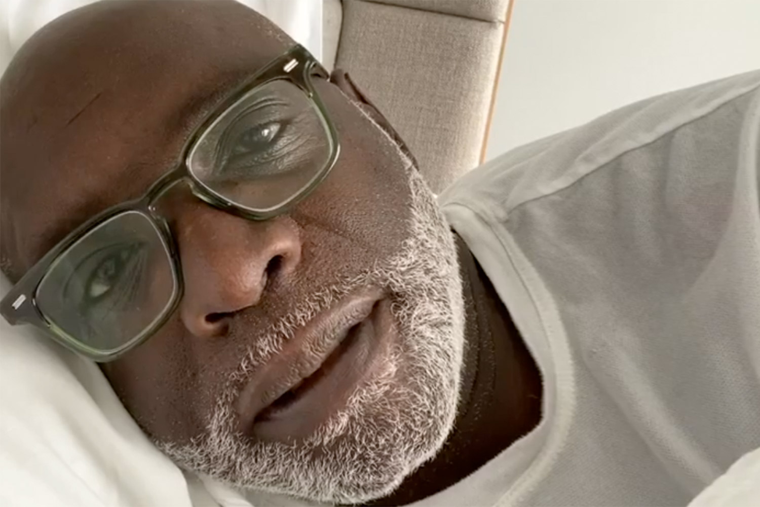 Former 'RHOA' Alum Peter Thomas Reveals He Has COVID-19: 'The Excrutiating Pain Is Crazy'