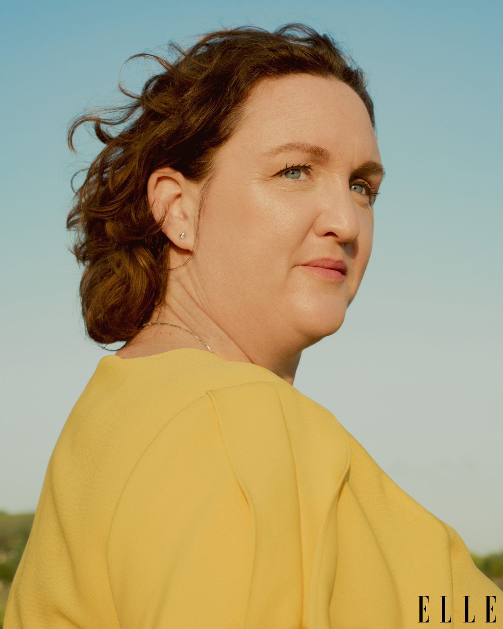 Representative Katie Porter, the freshman lawmaker and YouTube star, opens up in ELLE's August digital issue