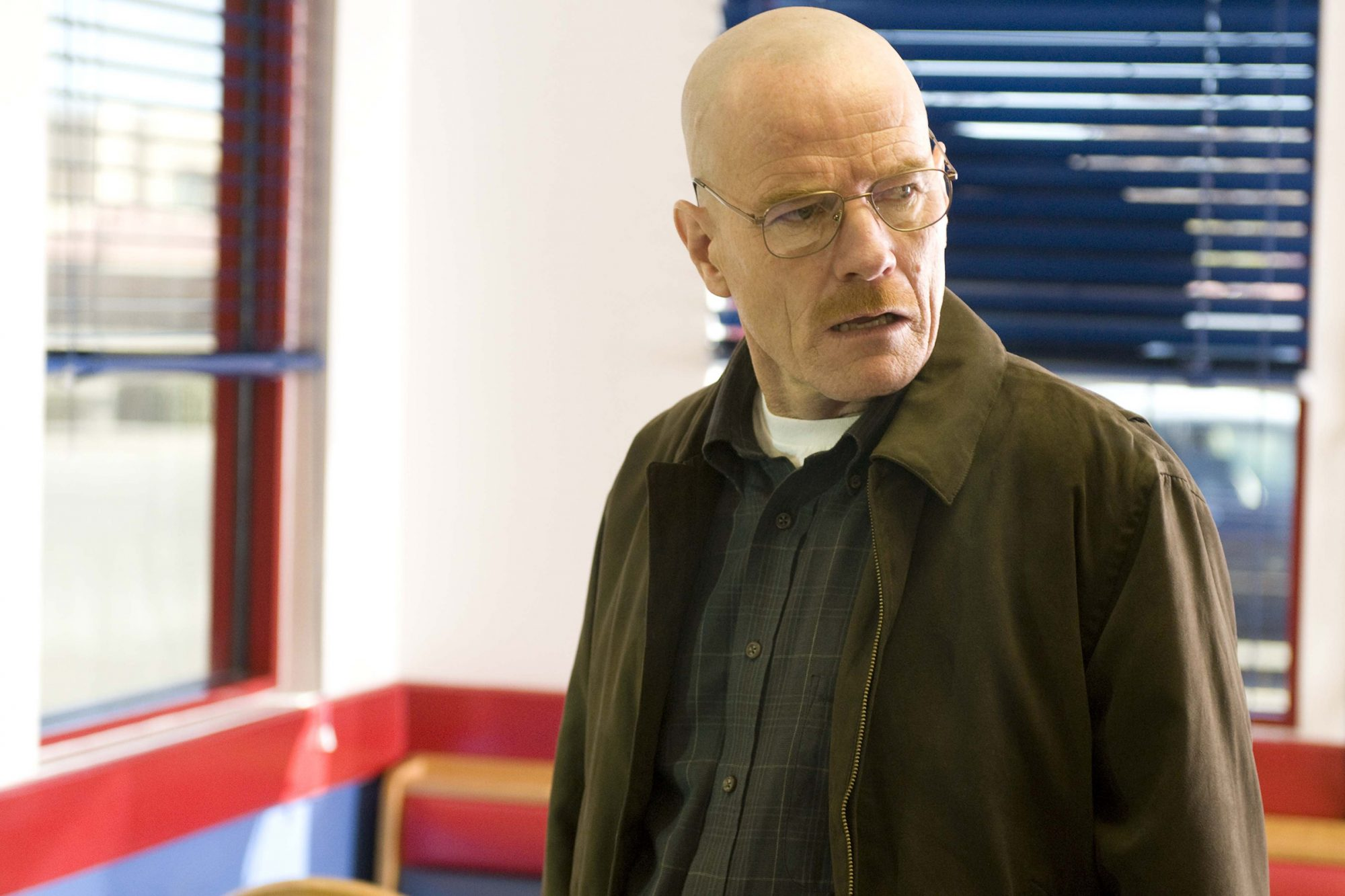 BREAKING BAD Walter White (Bryan Cranston)